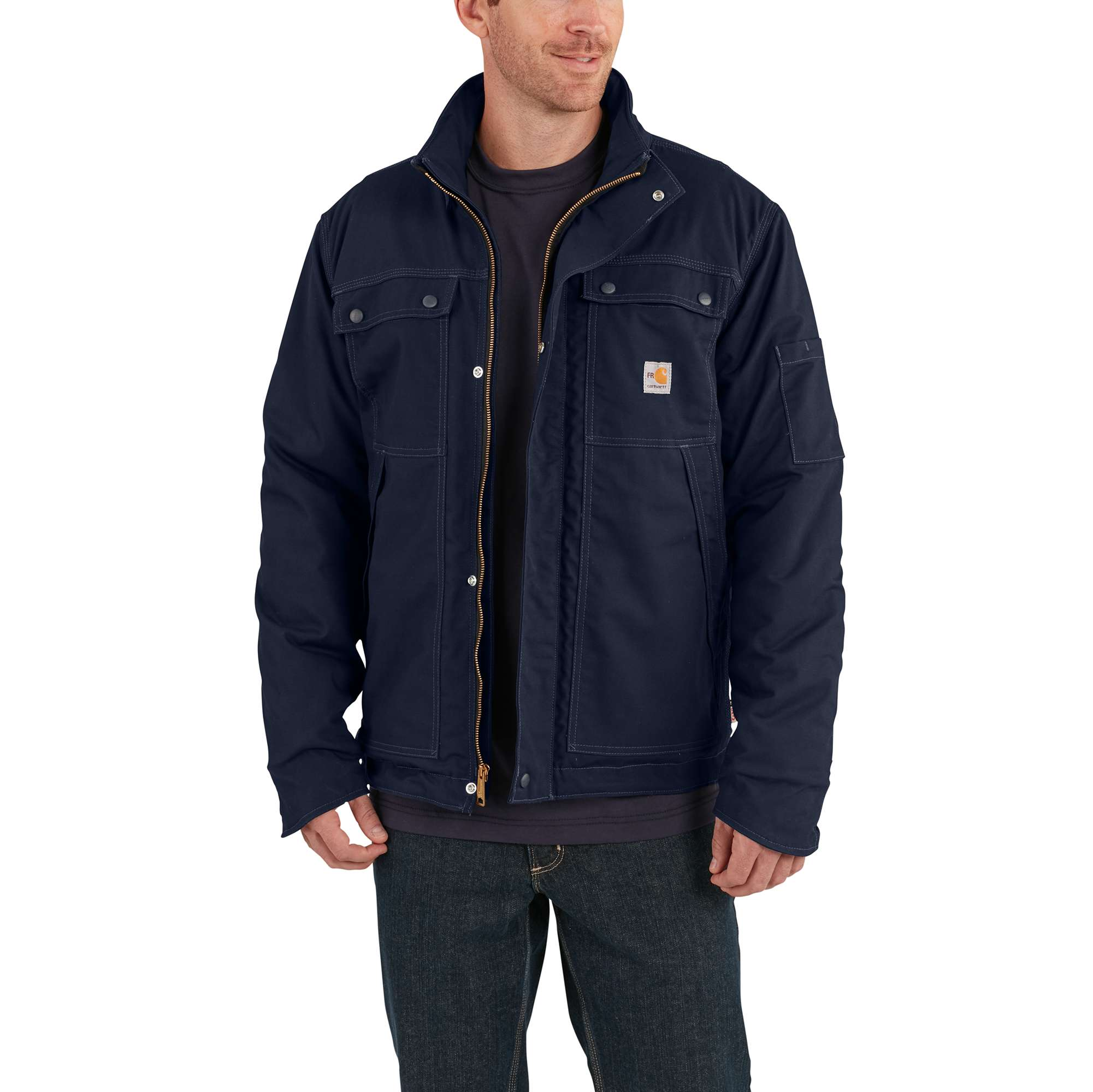 Carhartt Full Swing Quick Duck Flame-Resistant Coat