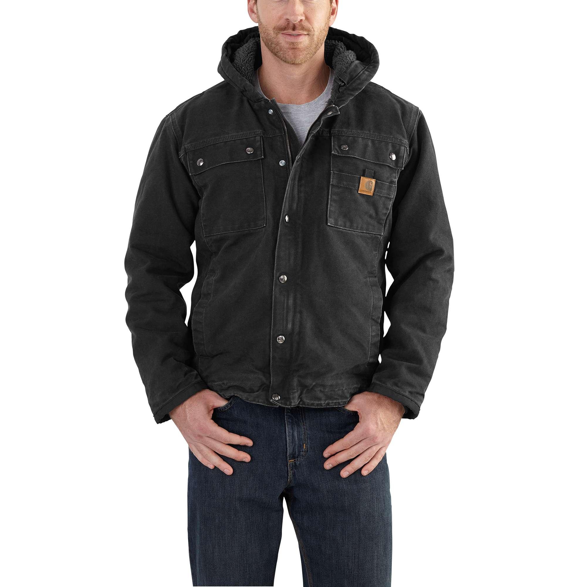 Carhartt Bartlett Sherpa-Lined Jacket