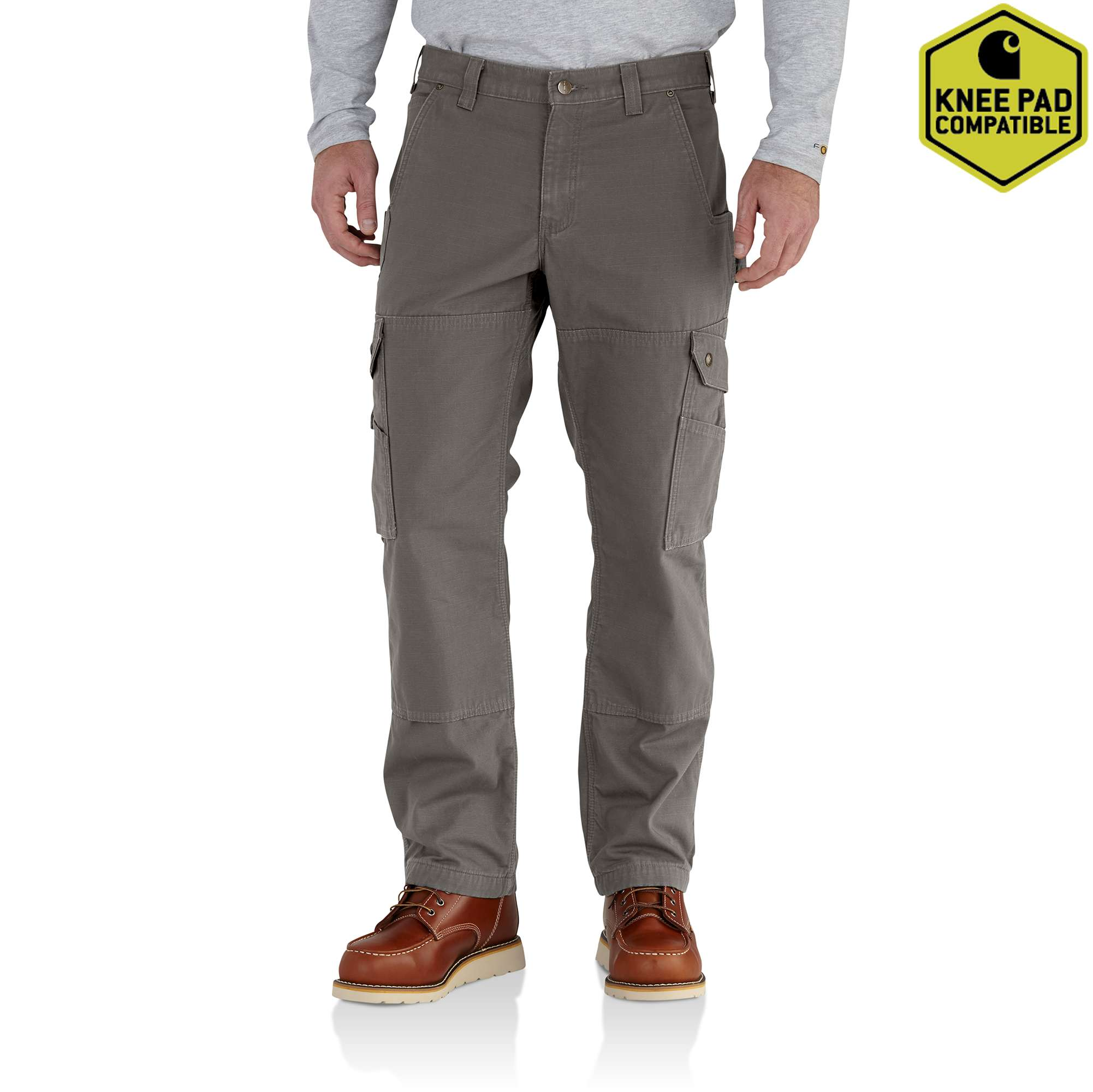 Carhartt Ripstop Flannel Lined Cargo Work Pant