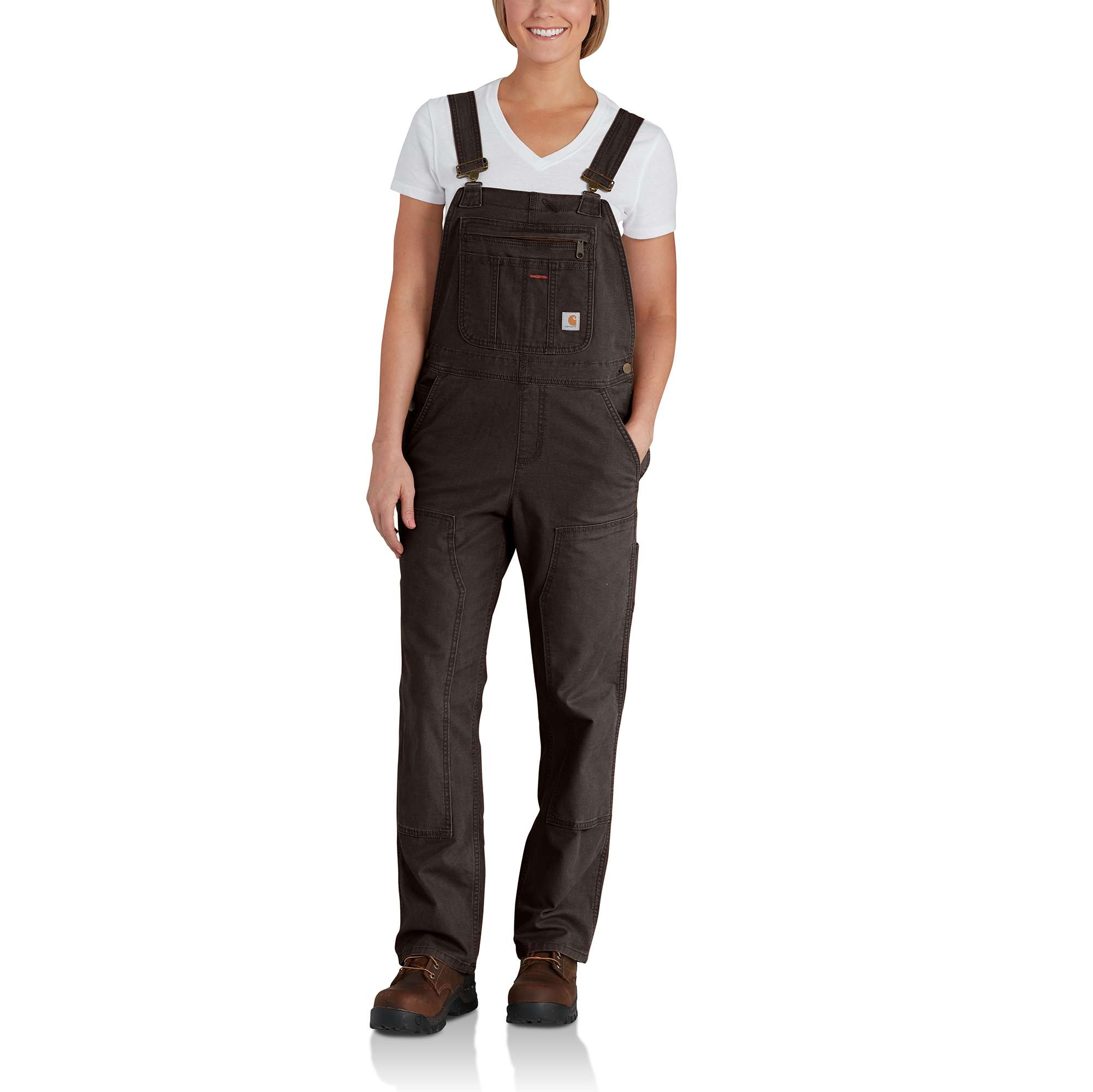 Carhartt Crawford Double-Front Bib Overall