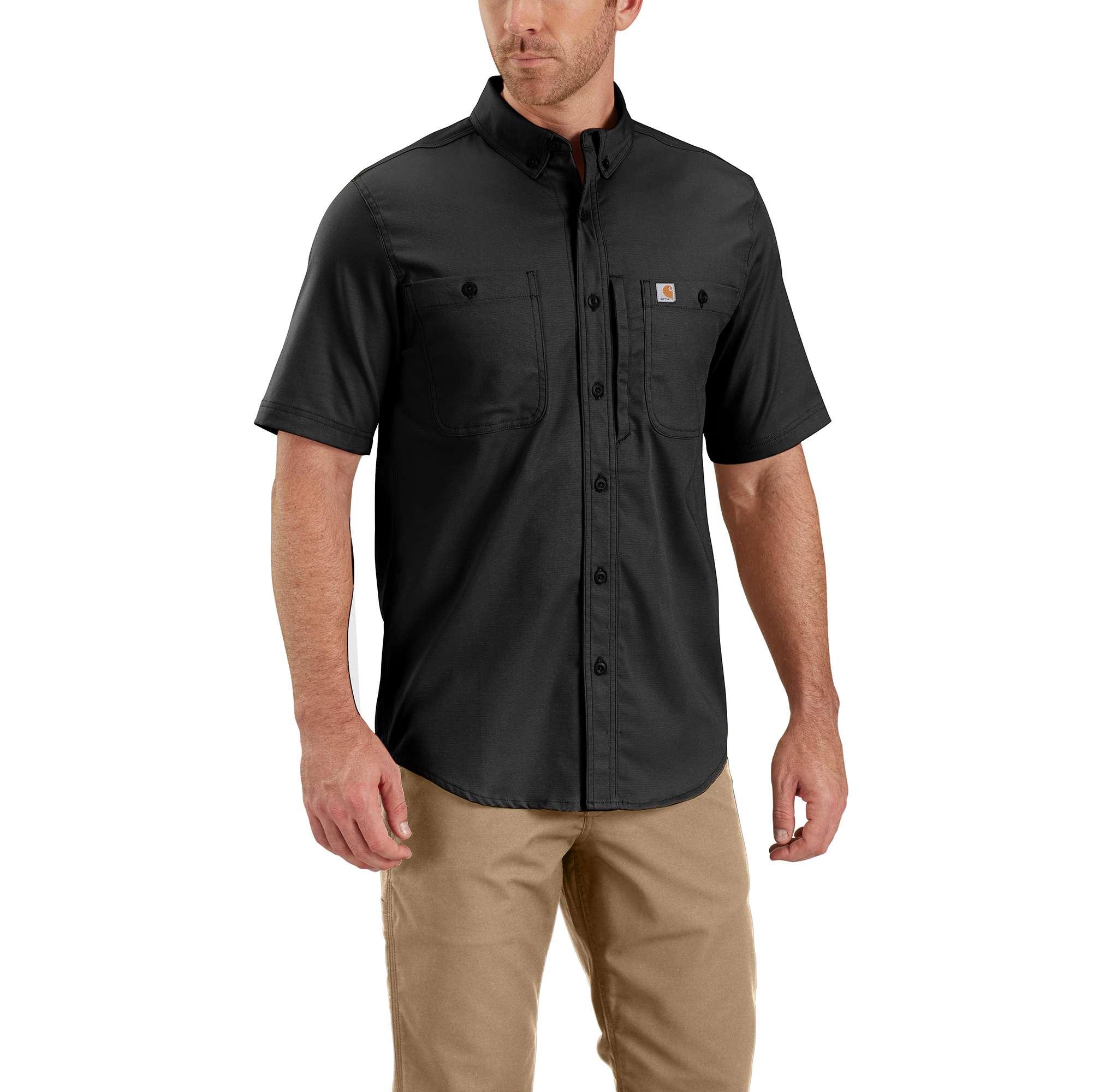Rugged Professional™ Series Short-Sleeve Shirt - Men