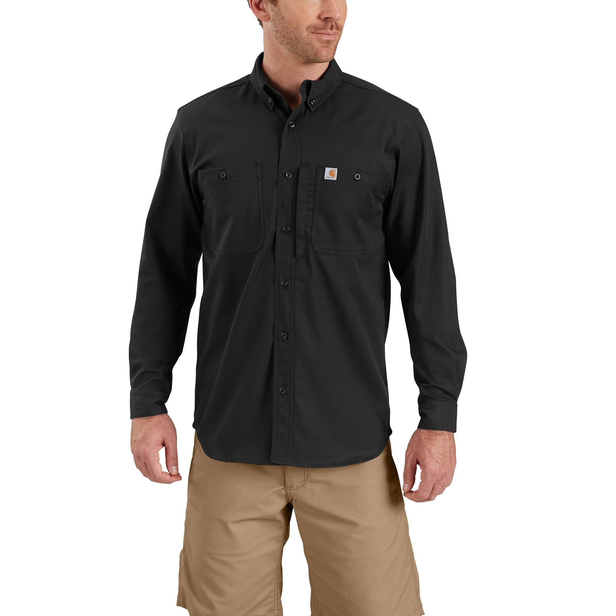 Carhartt Rugged Professional™ Series Men's Long-Sleeve Shirt