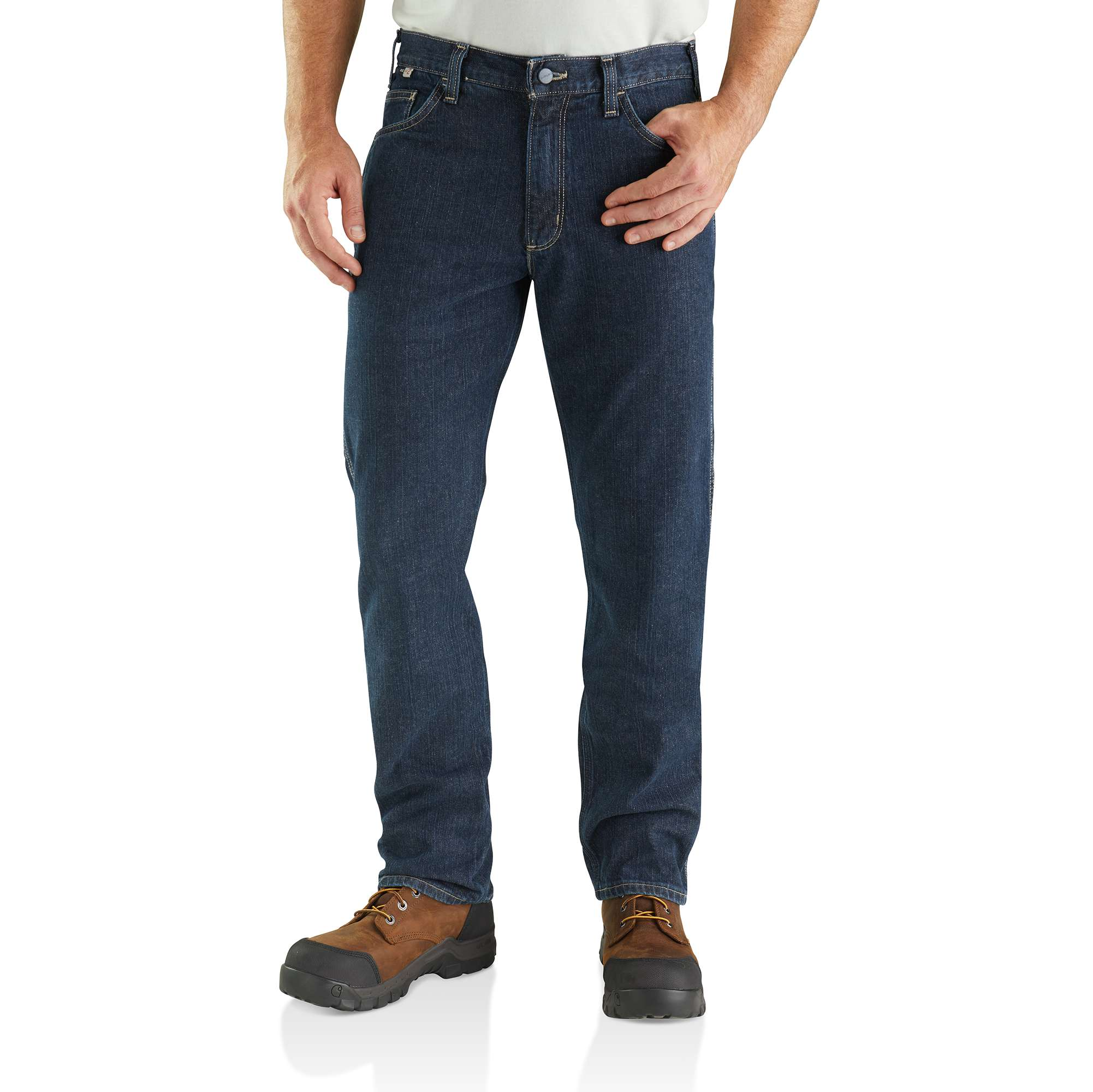 Carhartt Flame-resistant Rugged Flex Jean - Relaxed Fit