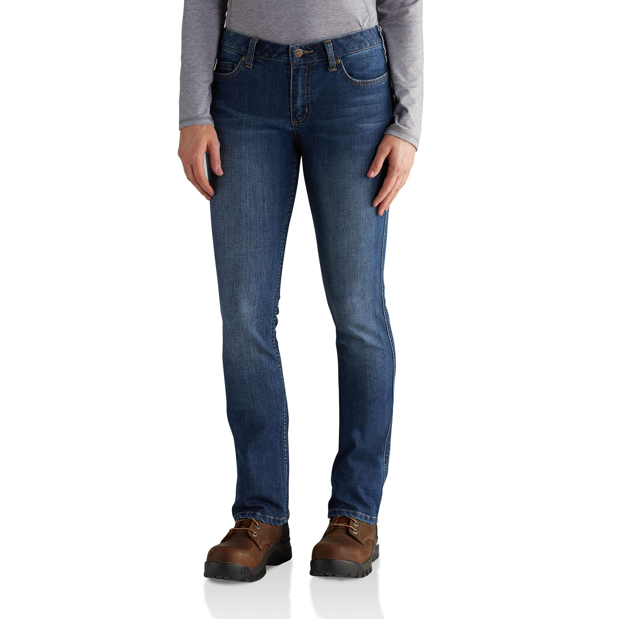 Carhartt Slim-Fit Layton Bootcut Jean