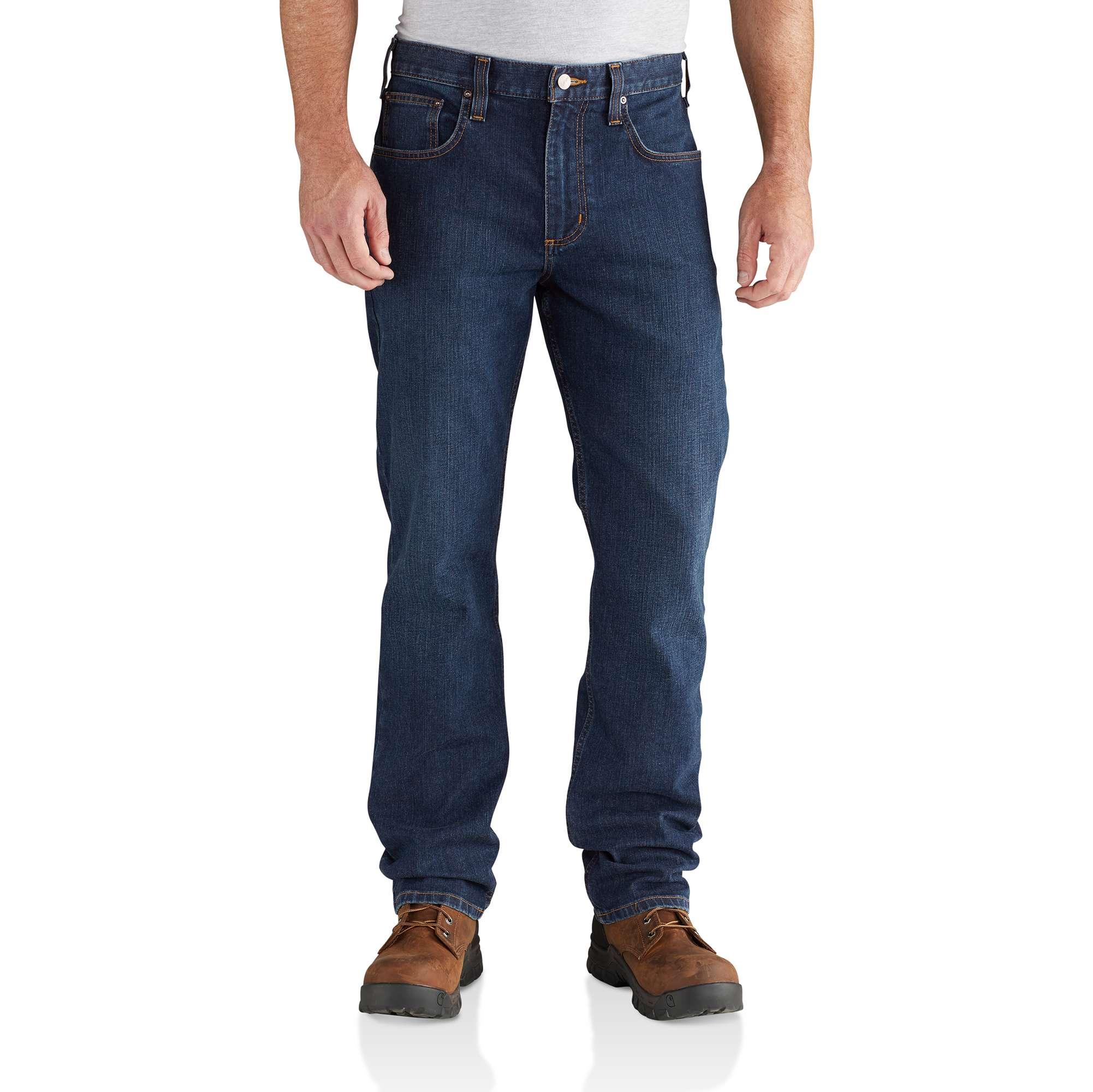 Carhartt Rugged Flex Relaxed Fit Straight Leg Jean