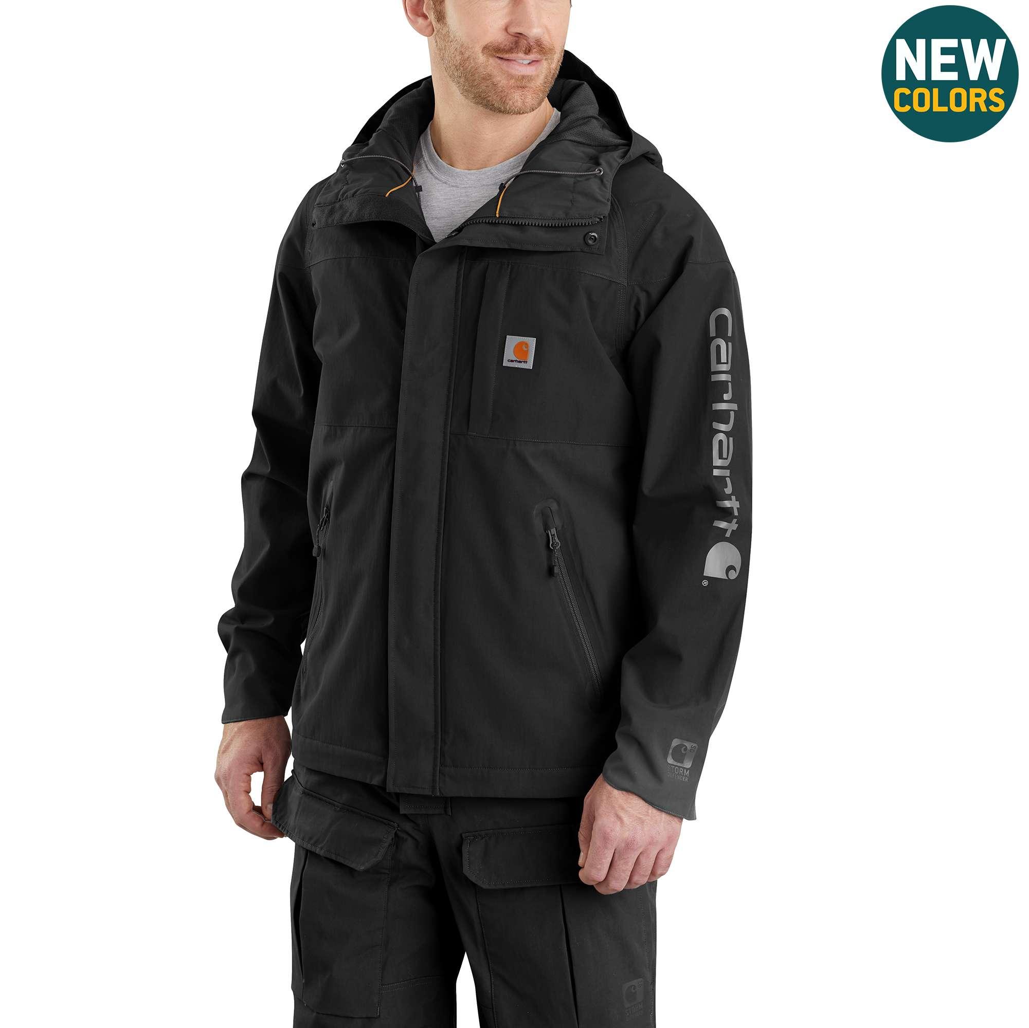 Carhartt Storm Defender Angler Jacket