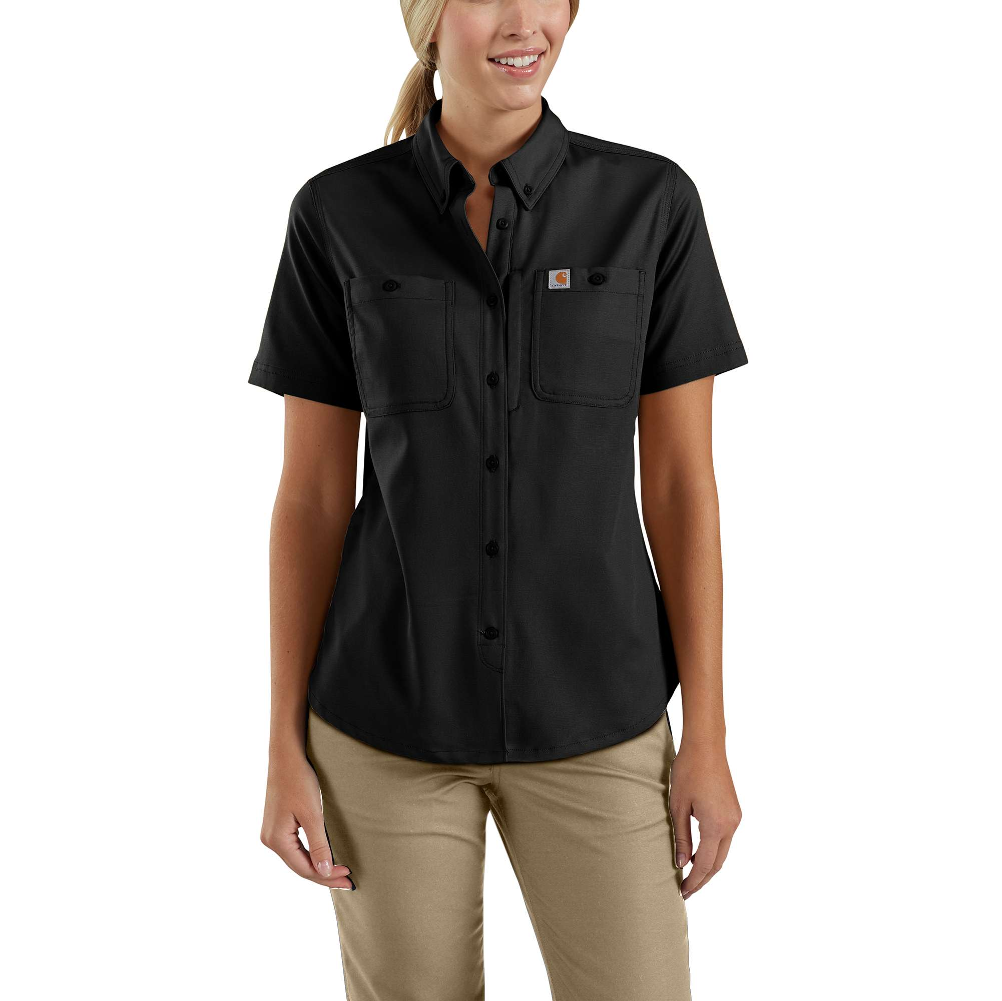 Rugged Professional™ Series Short-Sleeve Shirt - Women