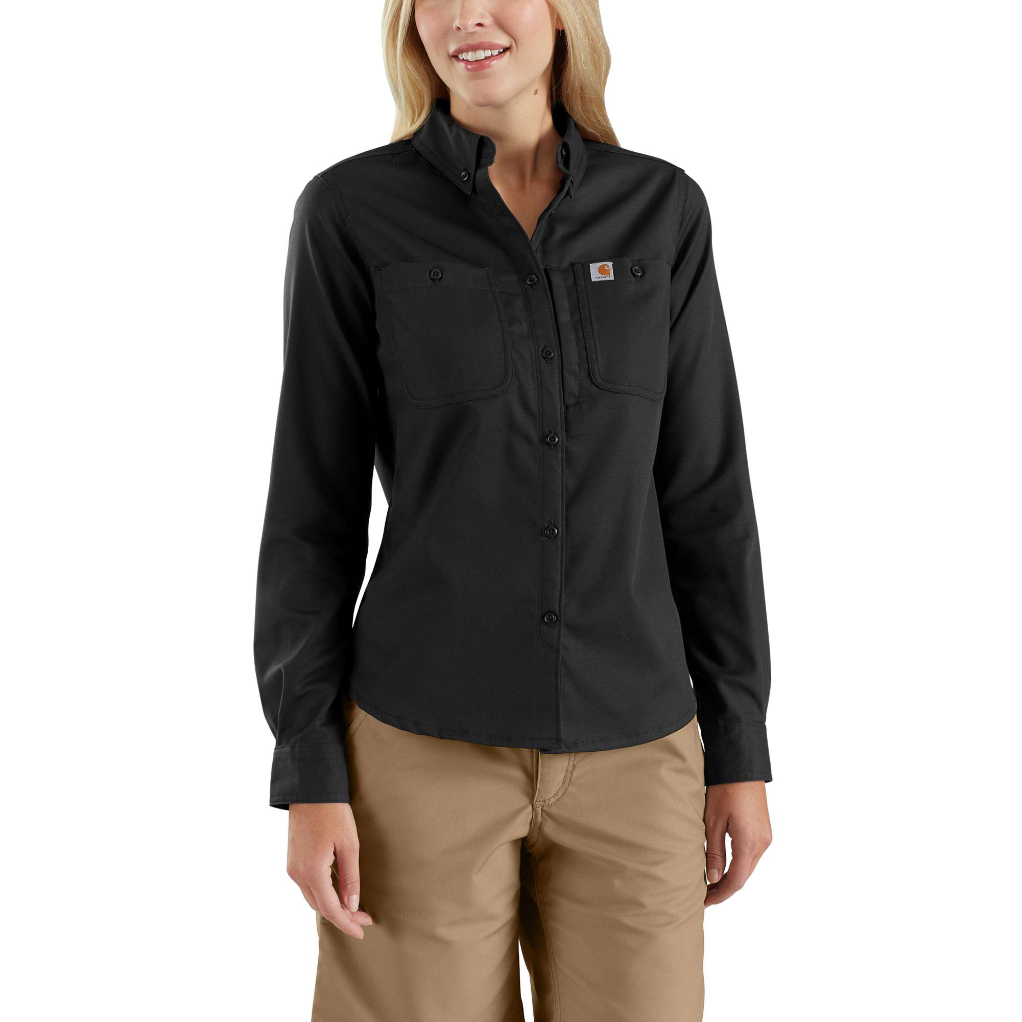Rugged Professional™ Series Long-Sleeve Shirt - Women