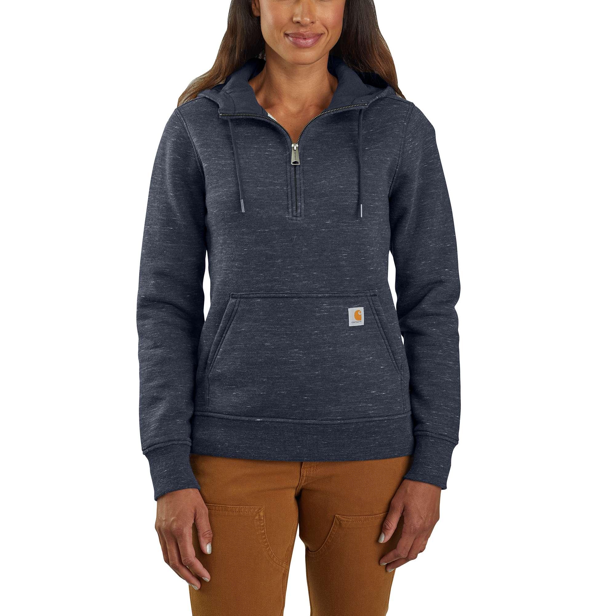 Carhartt Clarksburg Half-Zip Sweatshirt