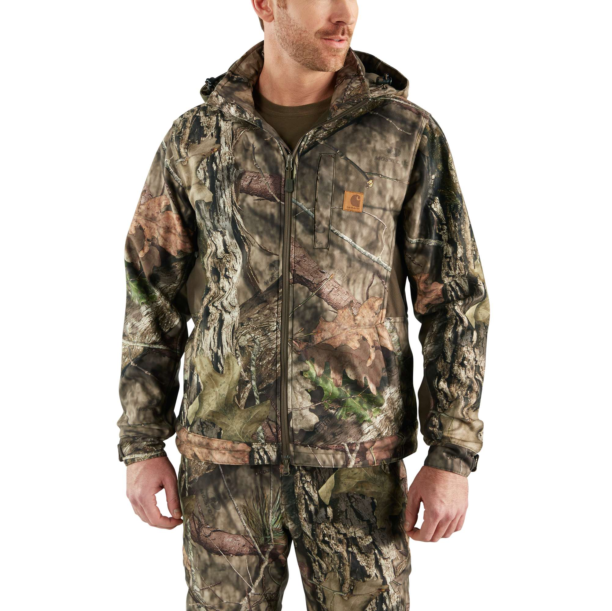 Carhartt Buckfield Camo Jacket