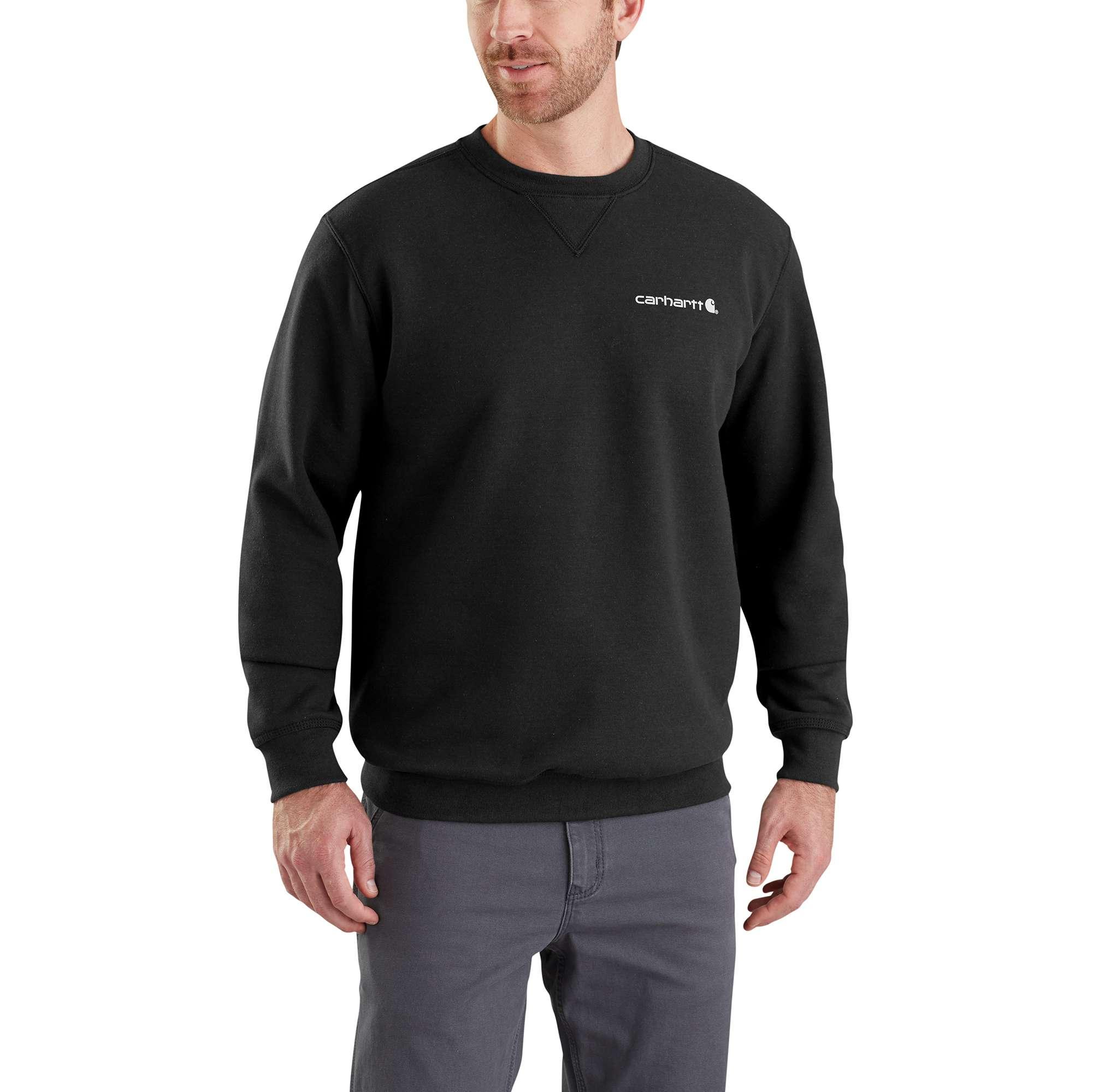 Carhartt Midweight Graphic Crewneck Sweatshirt