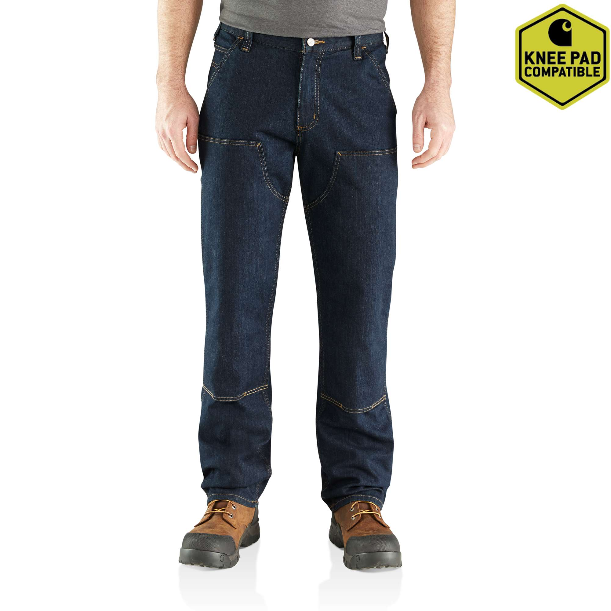 Carhartt Rugged Flex Relaxed Double Front Jean