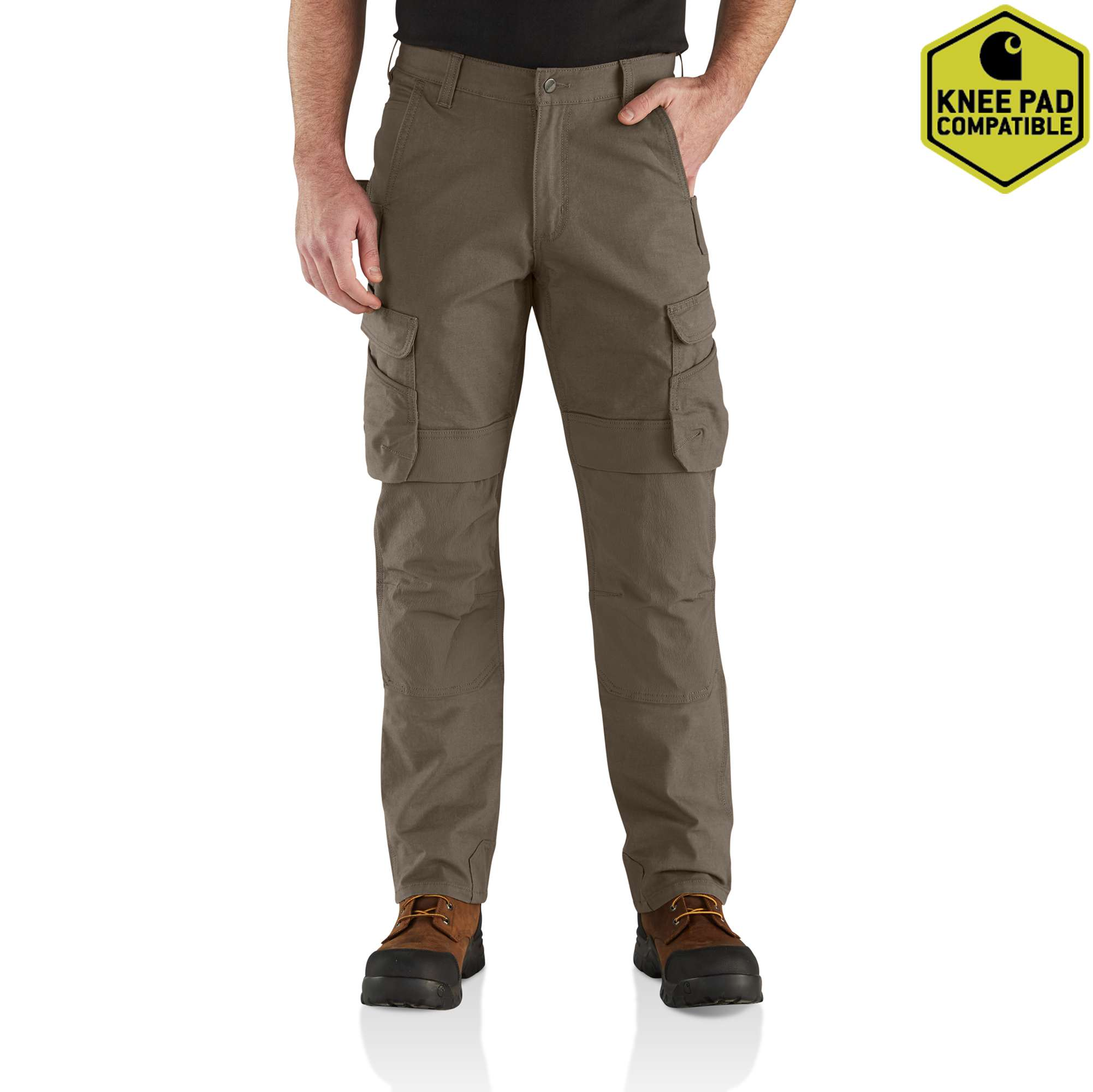 Rugged Flex Steel Cargo Pant