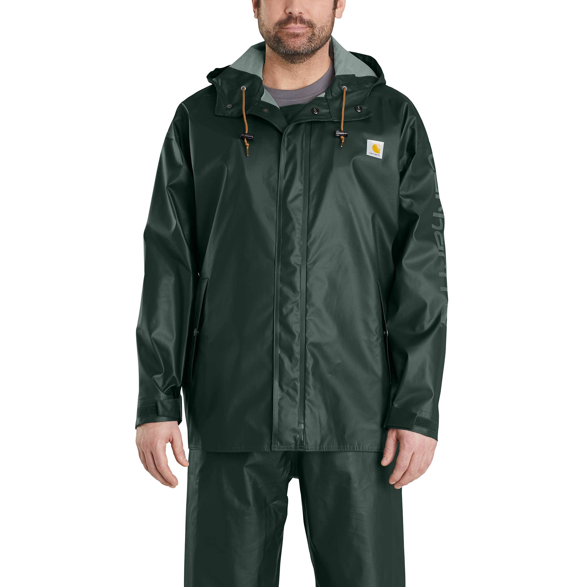Carhartt Lightweight Waterproof Rainstorm Jacket
