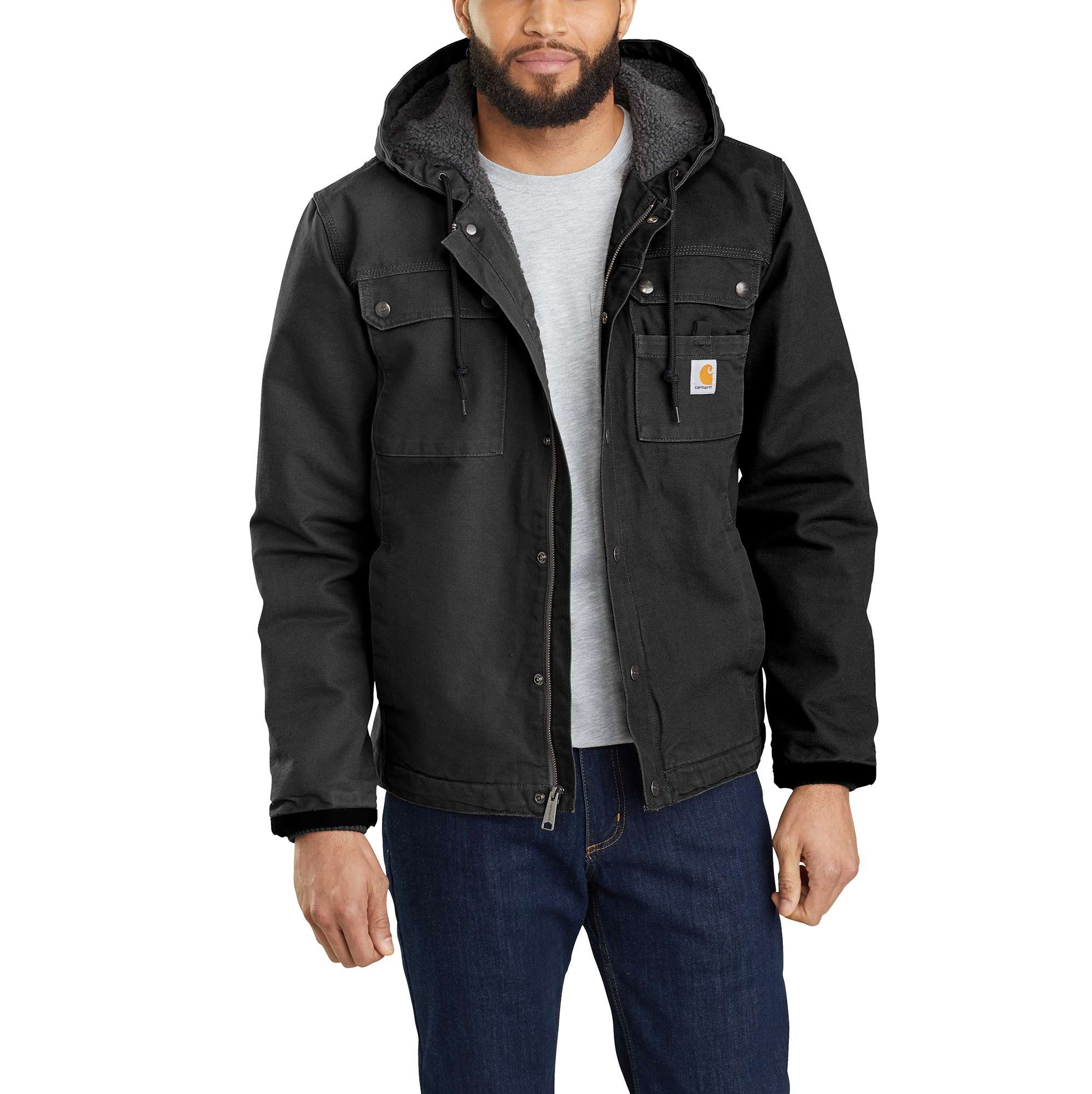 Carhartt Washed Duck Bartlett Jacket