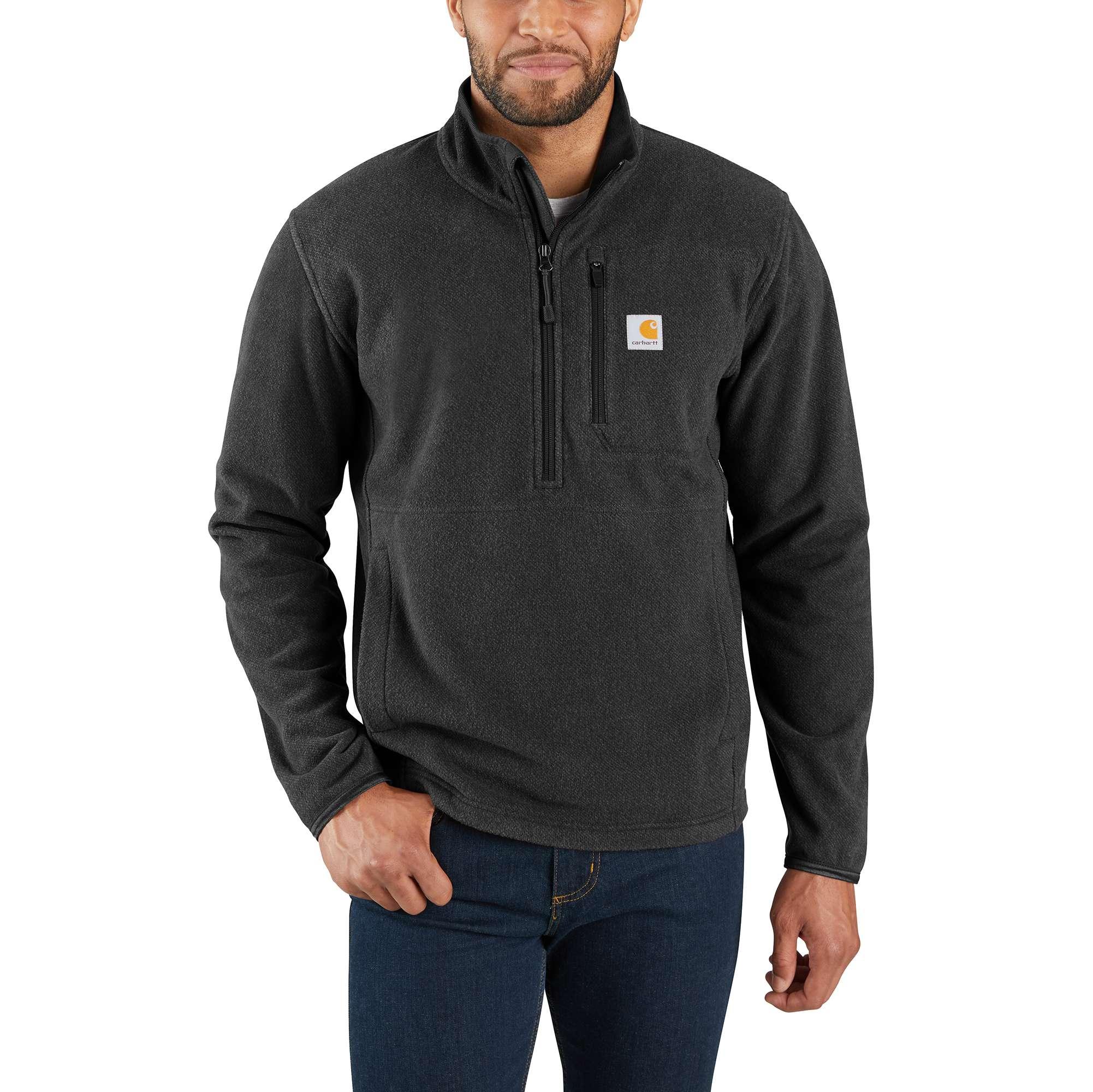 Dalton Half-Zip Fleece Jacket