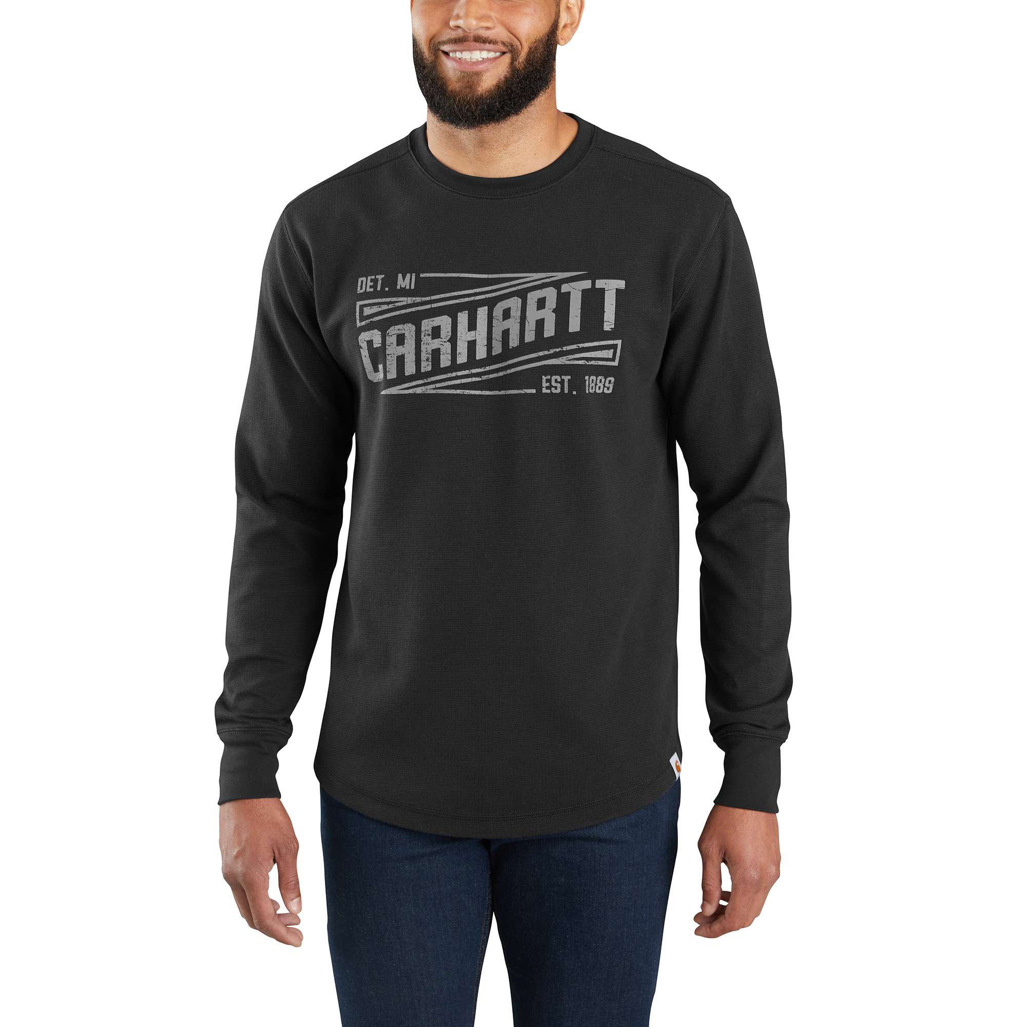 Carhartt Tilden Graphic Long-Sleeve Shirt