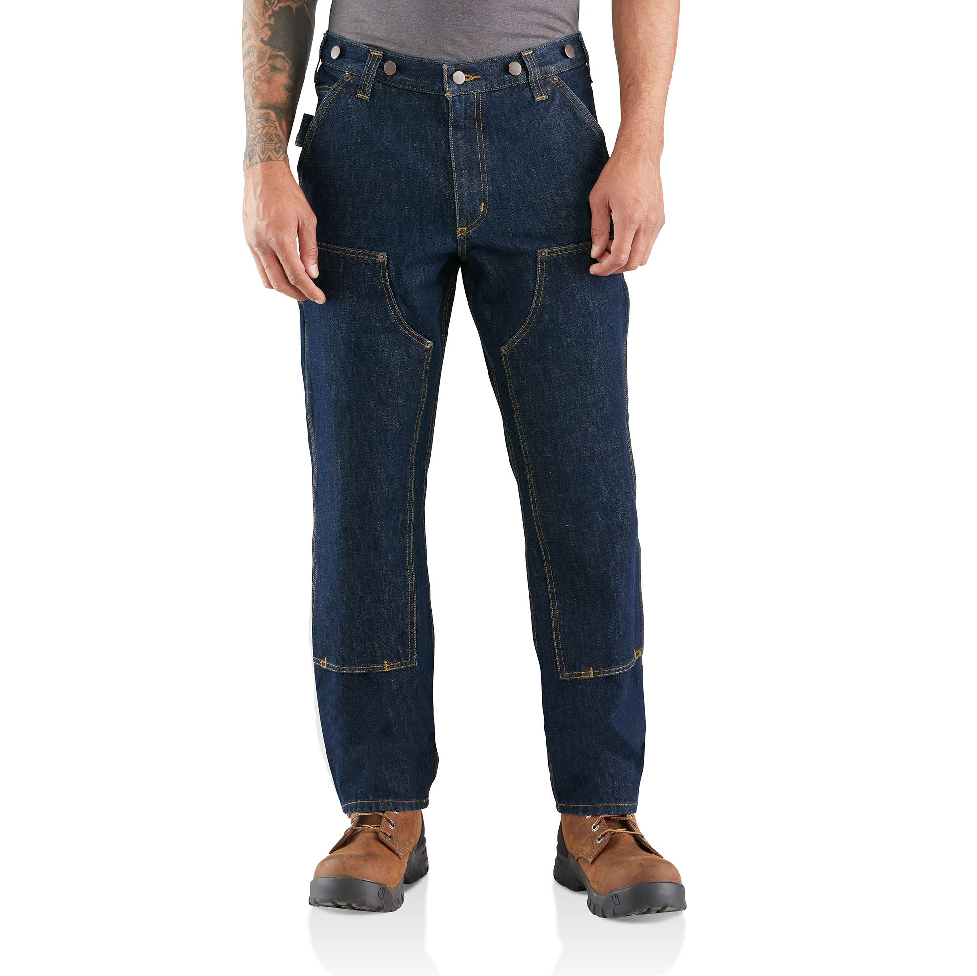 Carhartt Rugged Flex Relaxed Fit Utility Logger Jeans