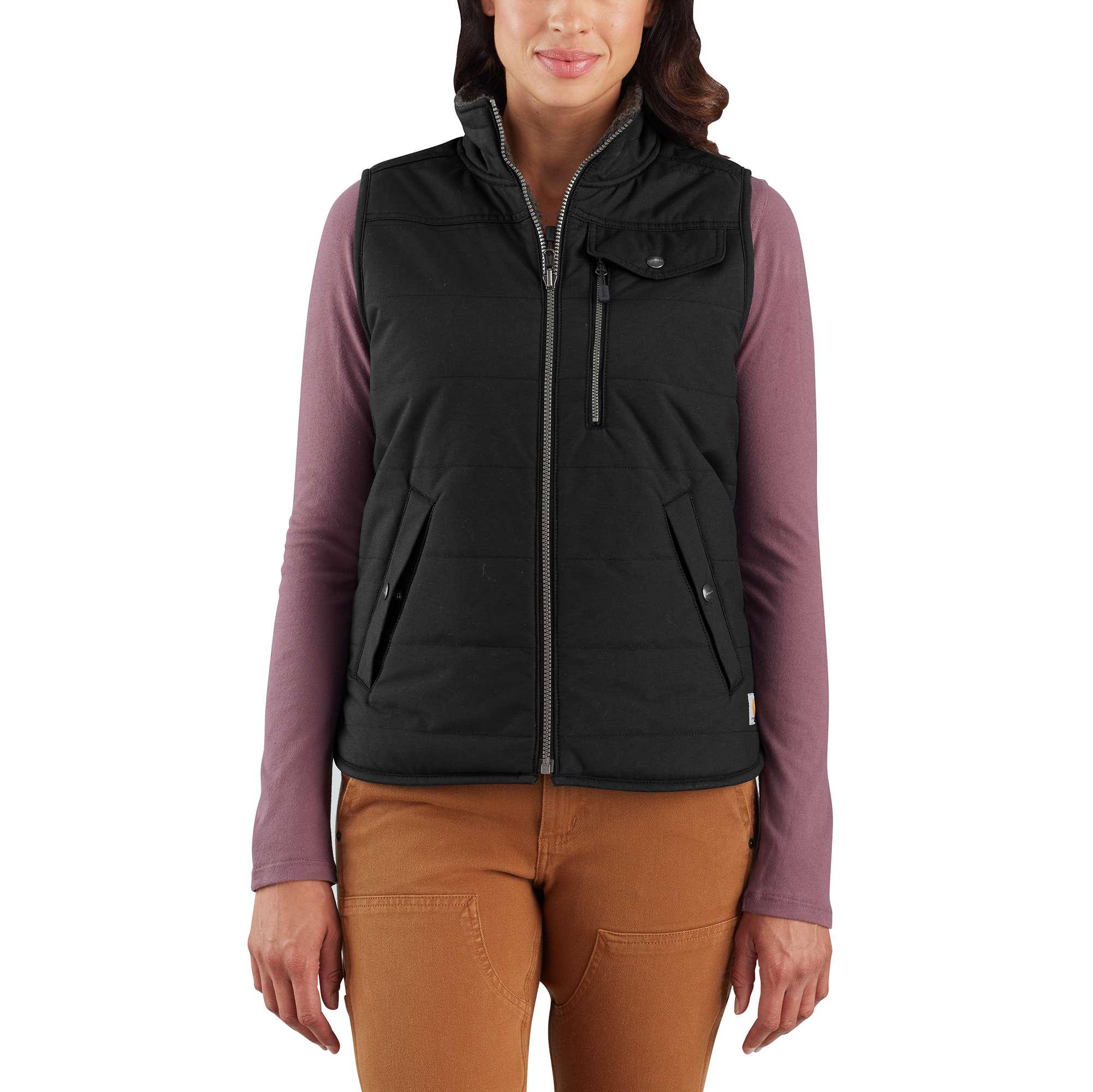 Utility Sherpa-Lined Vest
