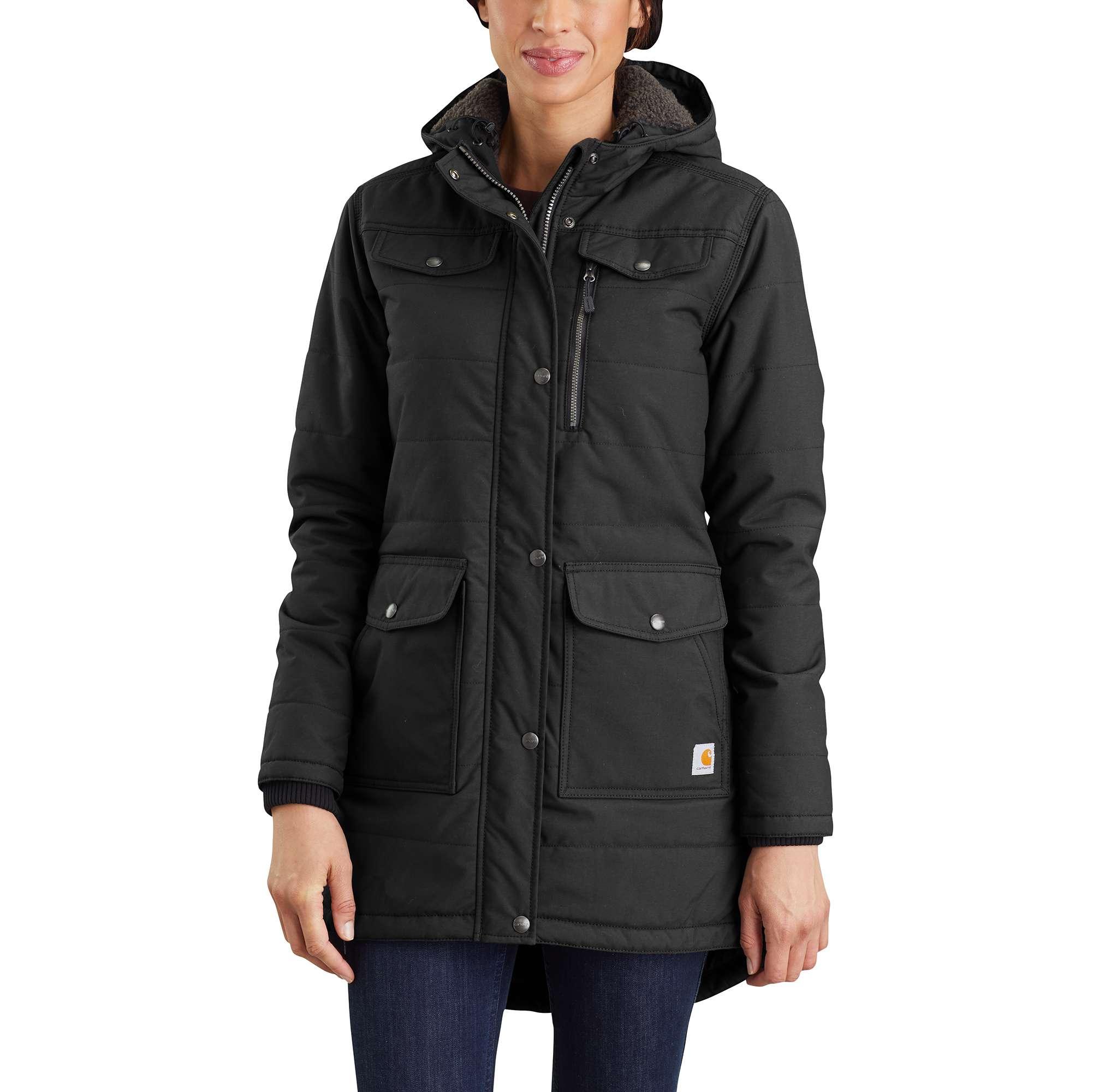 Carhartt Women's Utility Coat Size: LG
