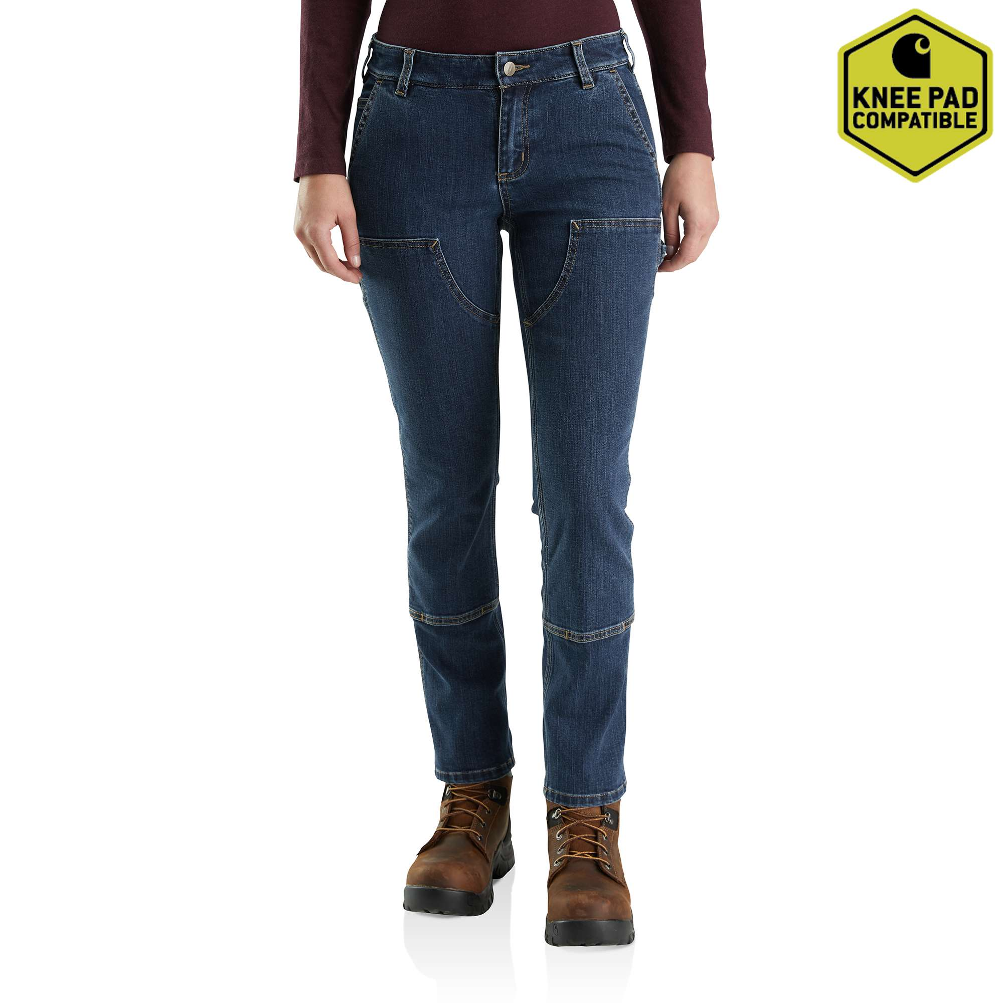 Carhartt Straight Fit Double-Front Jean
