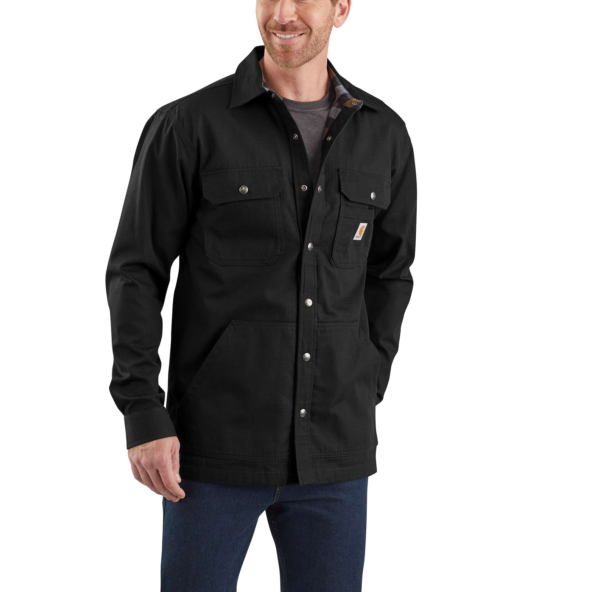 Carhartt Ripstop Solid Shirt Jac