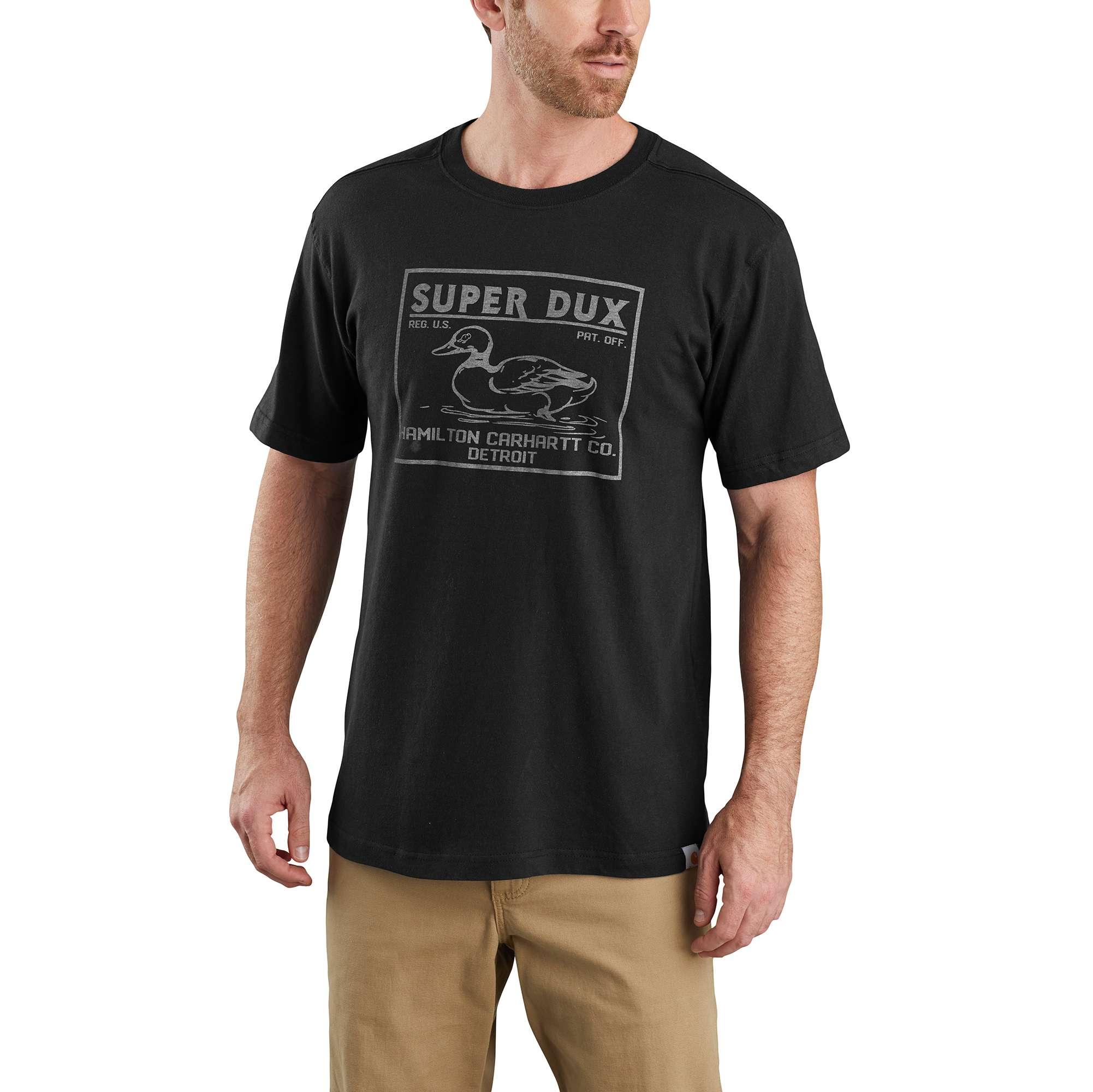 Carhartt Superdux Graphic Short-Sleeve T-Shirt