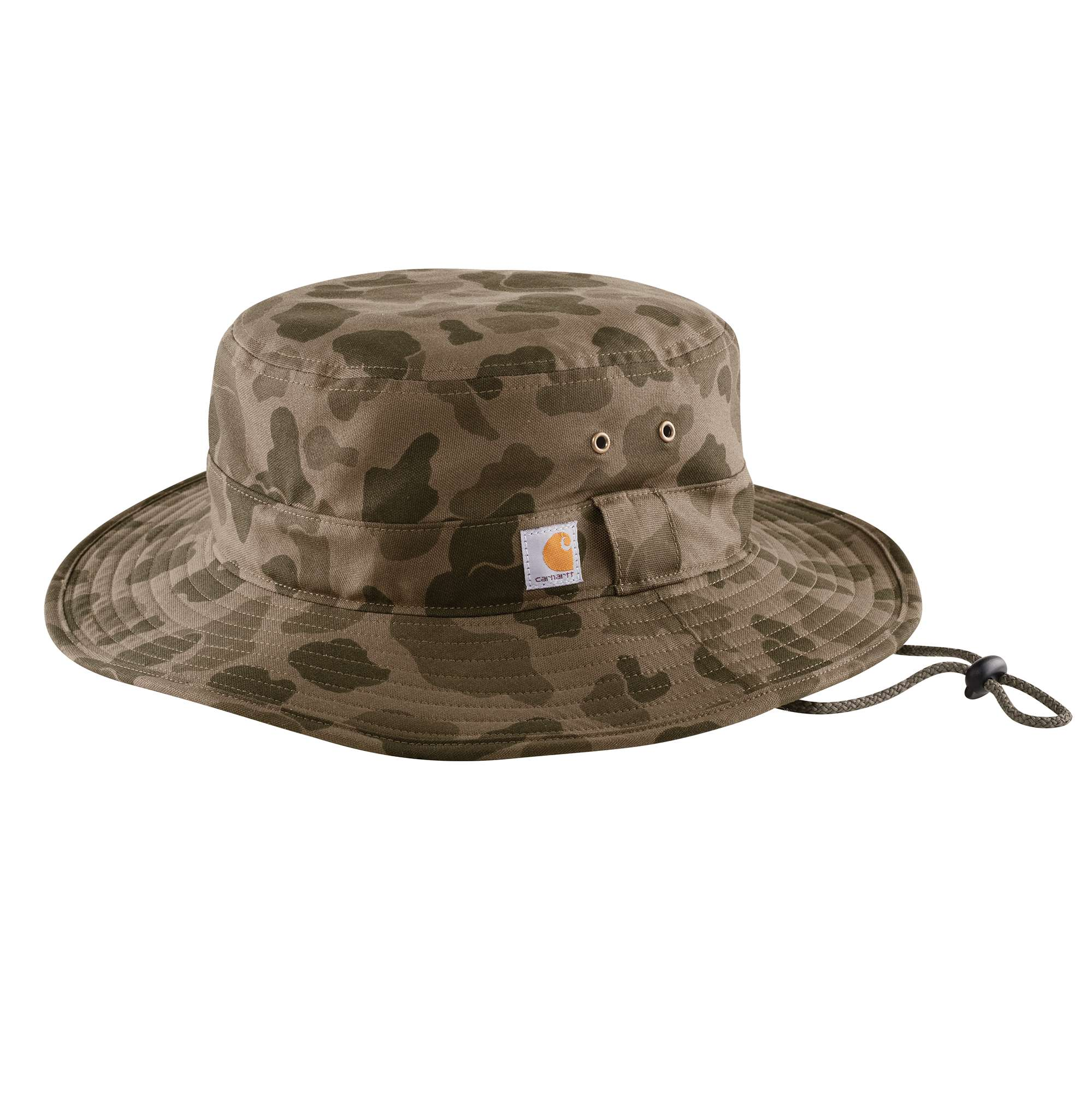 Carhartt Rugged Flex Ripstop Full-Back Hat