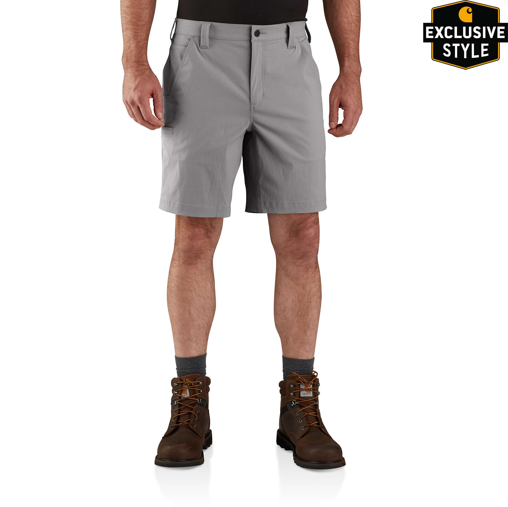 Carhartt Force Relaxed Fit Nylon Ripstop Work Short