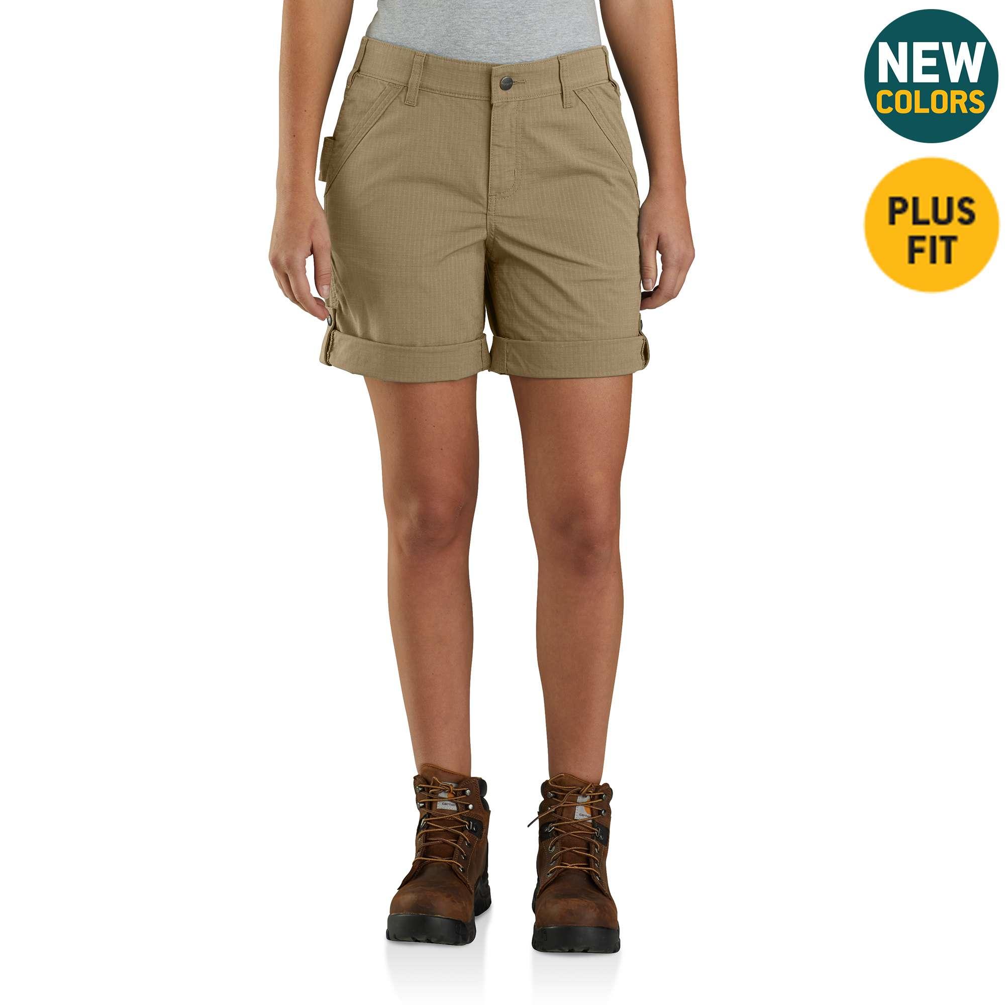 Rugged Flex Original Fit Ripstop Five-Pocket Shorts