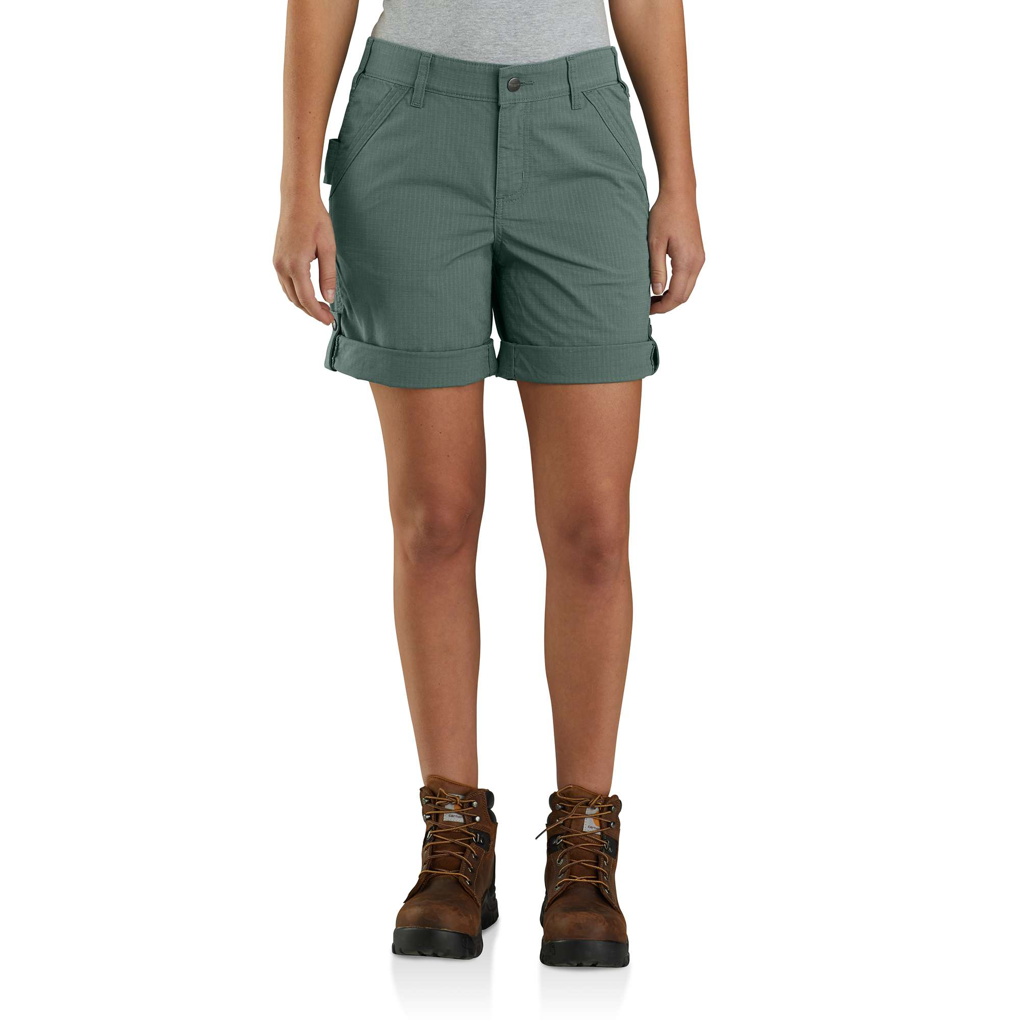Carhartt Rugged Flex Original Fit Ripstop Five-Pocket Shorts