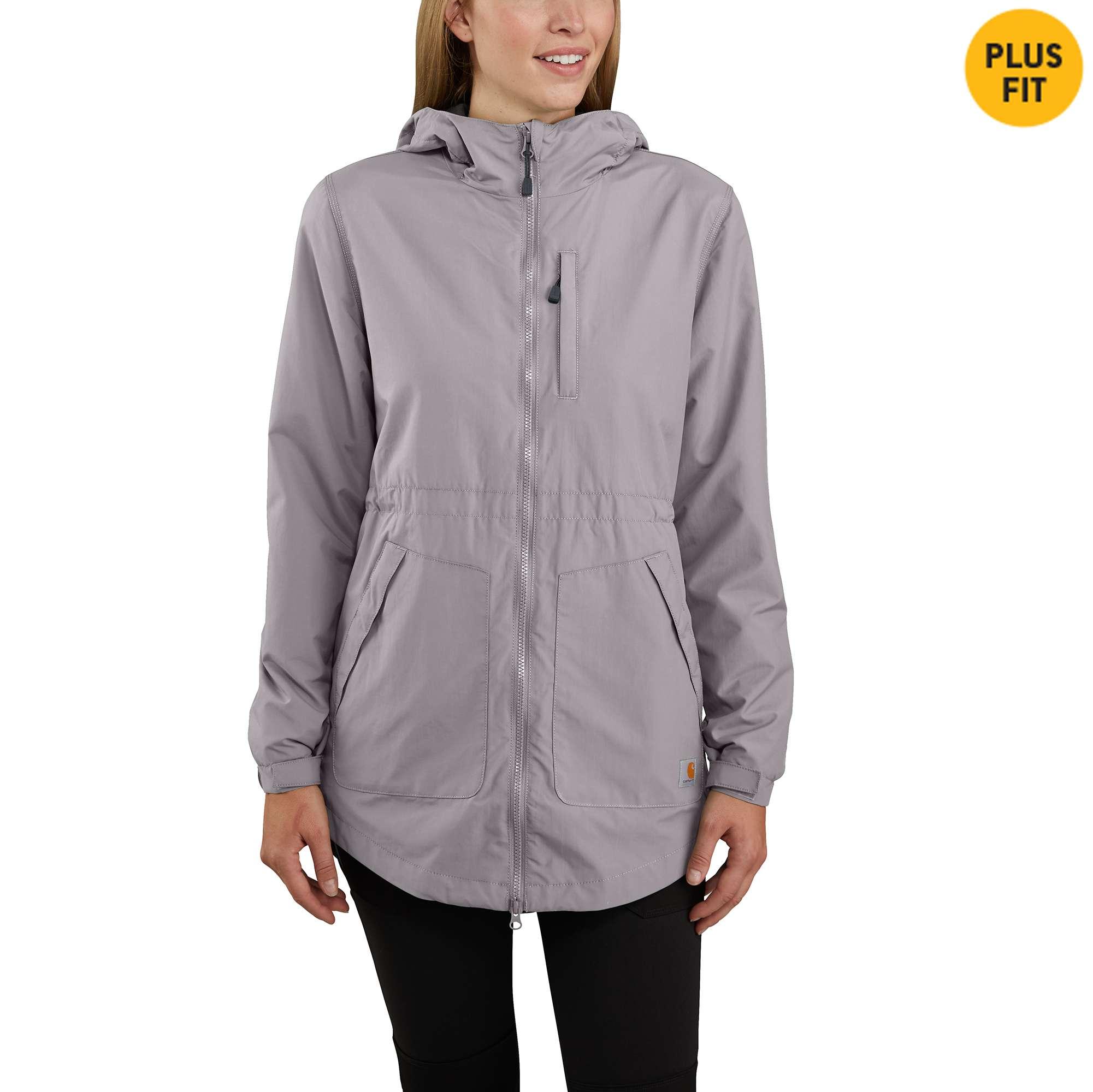 Carhartt Rain Defender Hooded Lightweight Coat