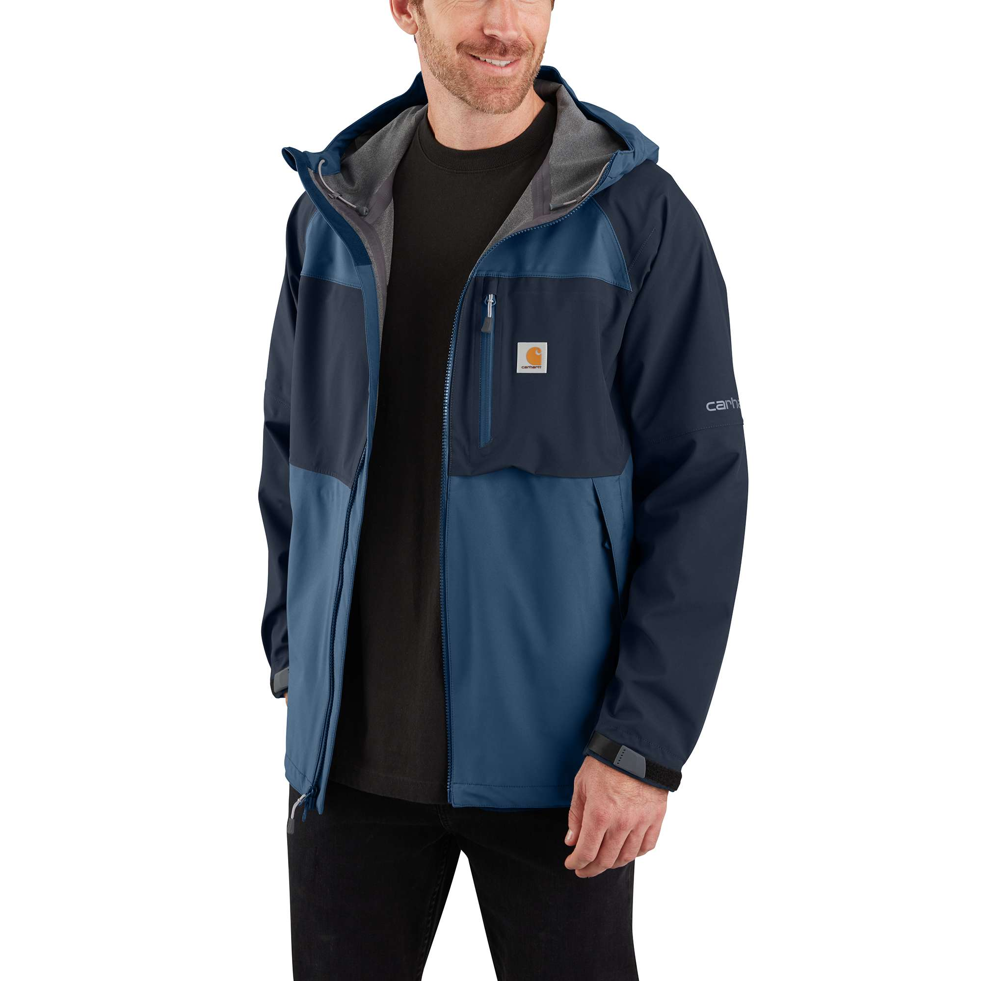 Carhartt Storm Defender Carhartt Force Hooded Jacket