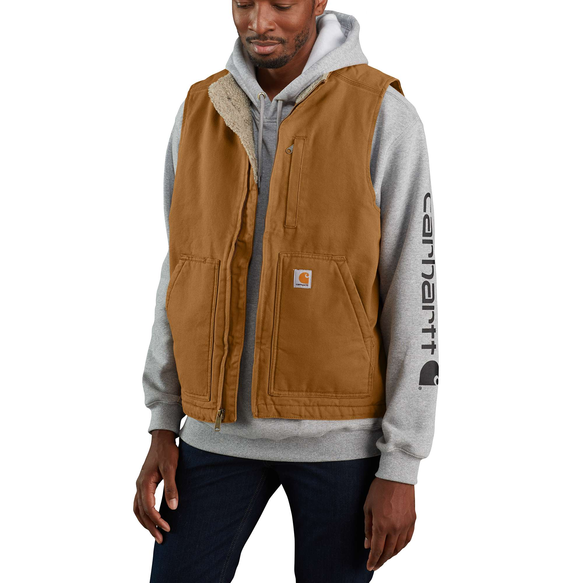Carhartt Storm Defender Force Anorak