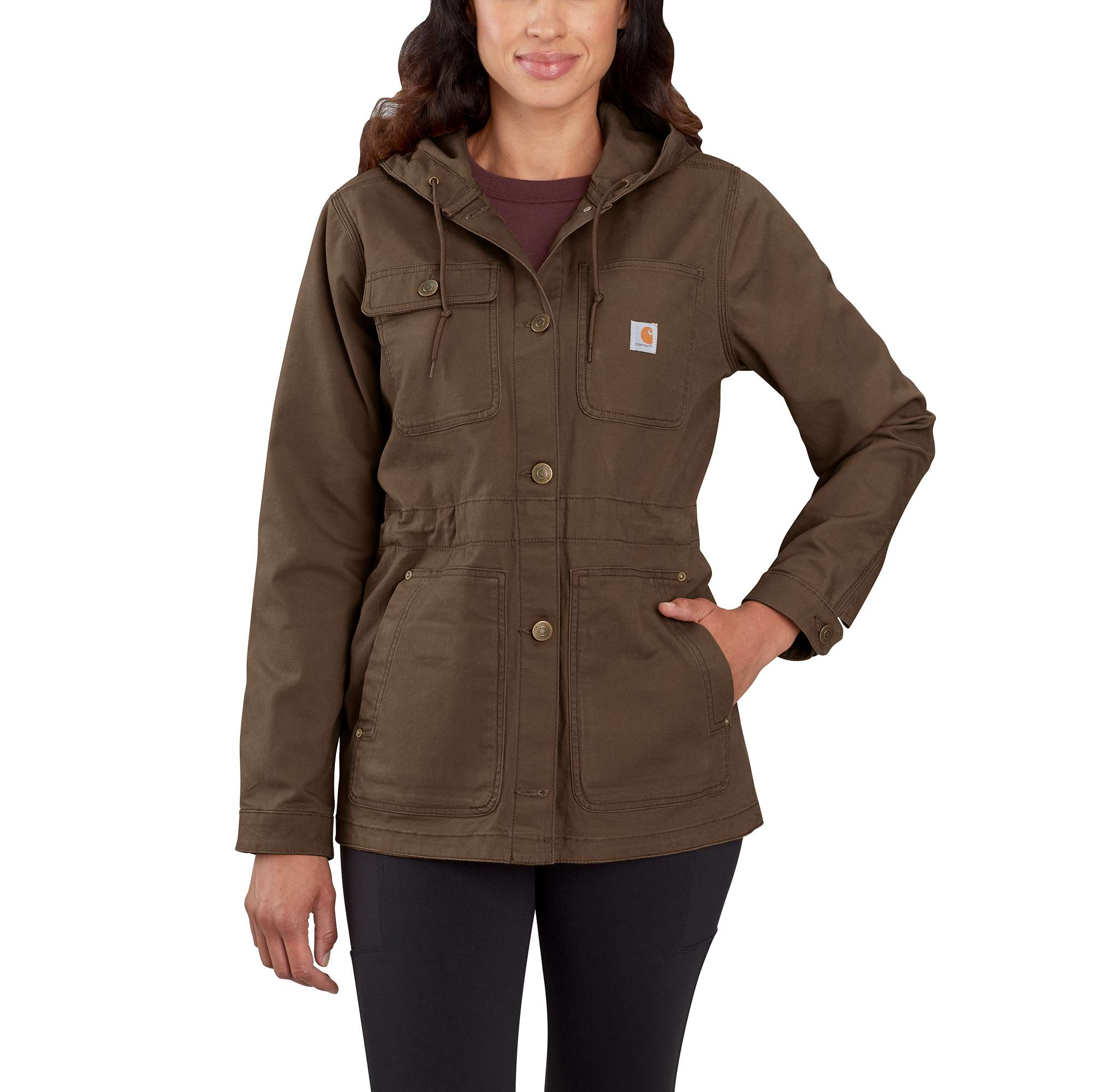 Carhartt Rugged Flex Hooded Coat