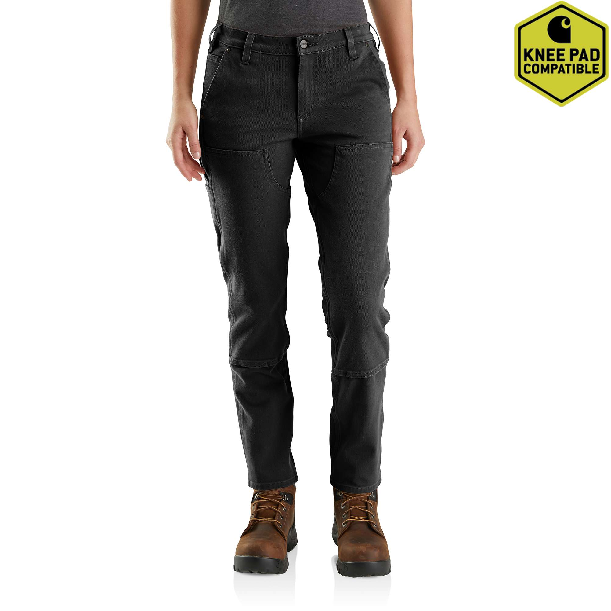 Carhartt Straight Fit Twill Double Front Pant