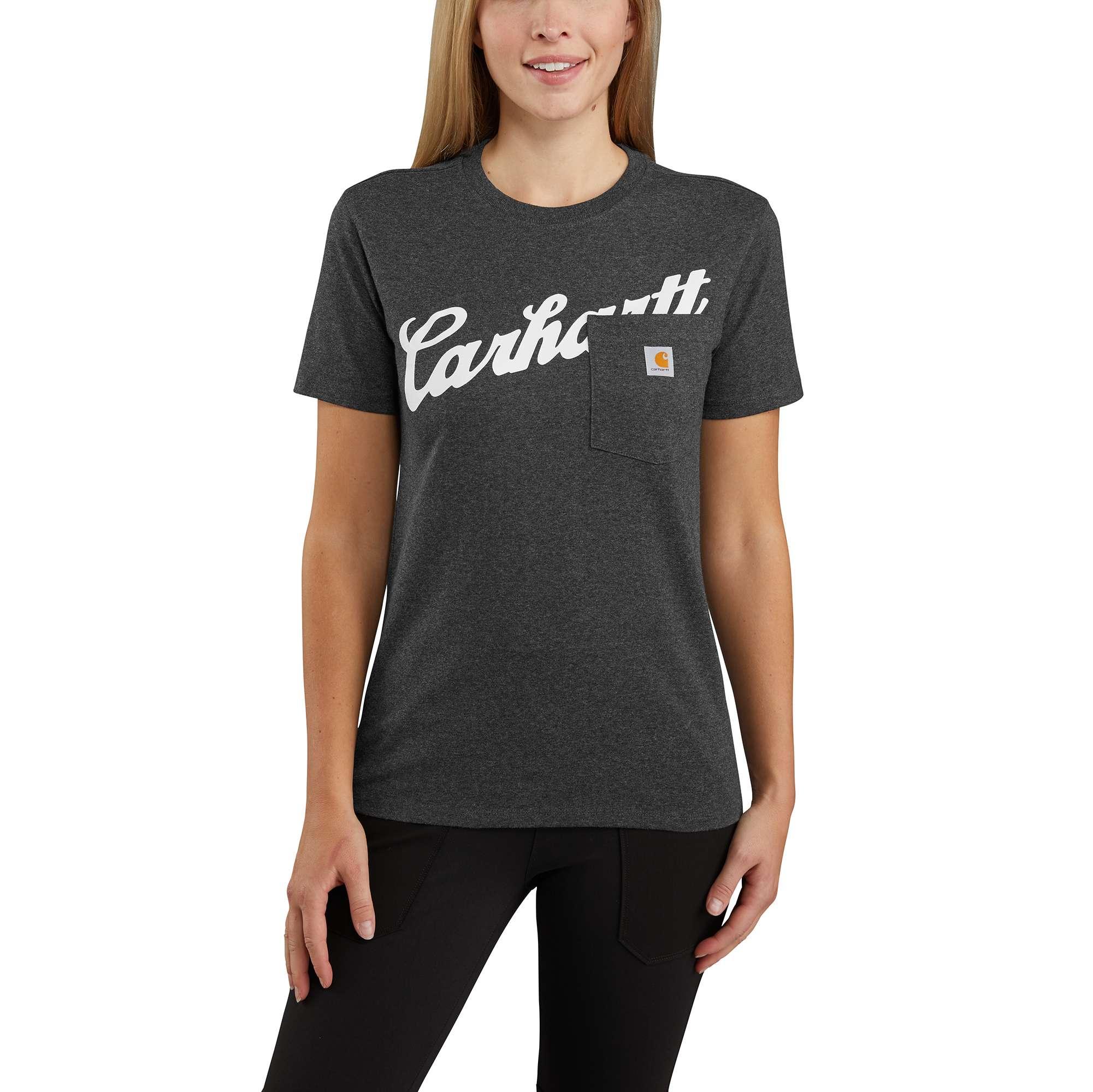 Carhartt Original Fit Short-Sleeve Pocket Graphic Tee