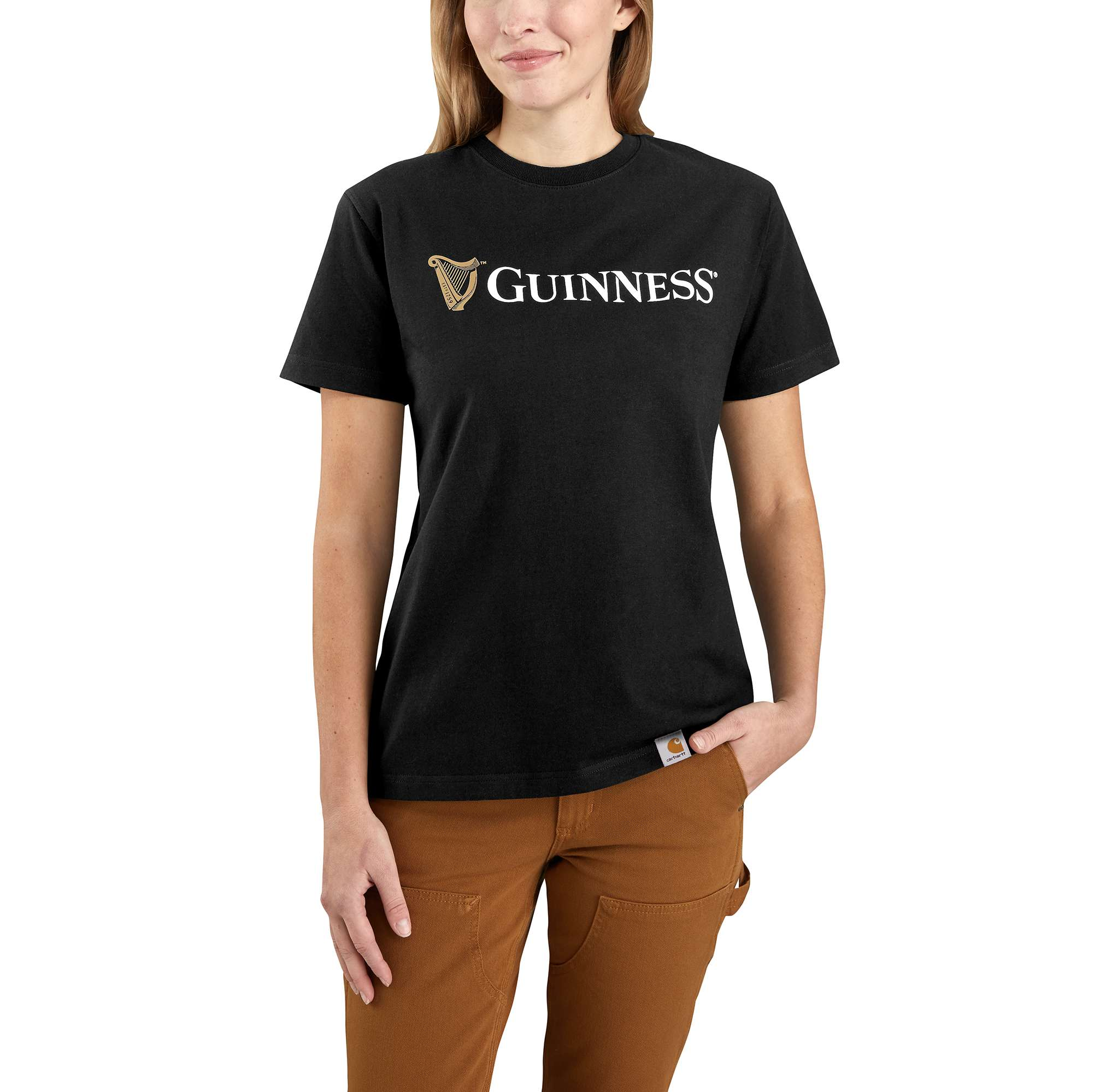 Original Fit Heavyweight Guinness Graphic Short-Sleeve T-Shirt