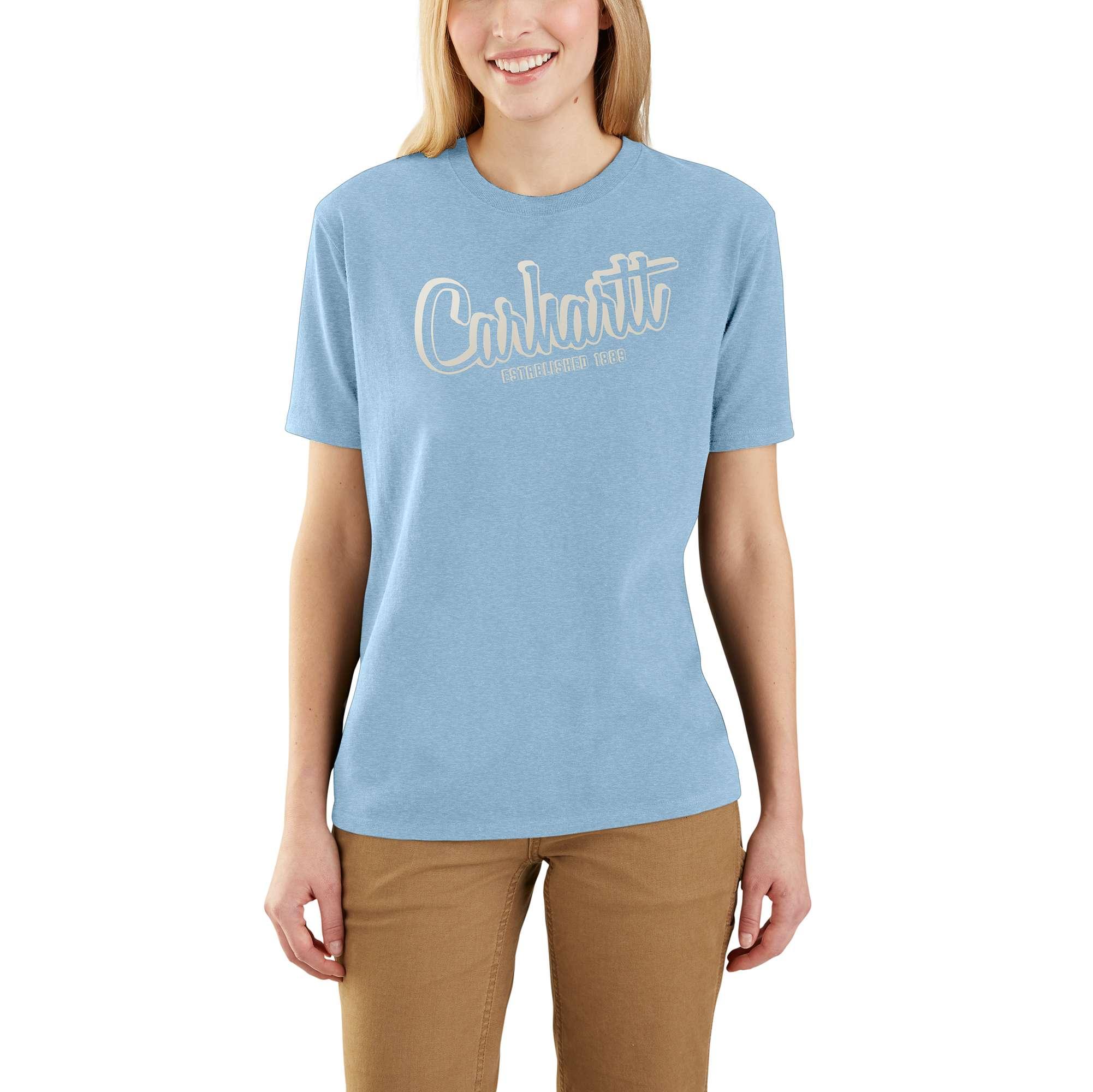 Loose Fit Heavyweight Short-Sleeve Carhartt Graphic T-Shirt