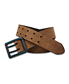 Men's Center Bar Reversible Belt