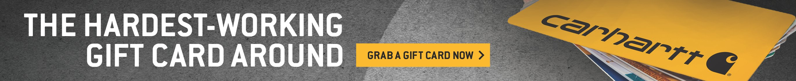 The Hardest-working Gift Card Around | Grab A Gift Card Now