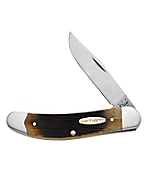 Genuine Bone Molasses Sowbelly Pocket Knife