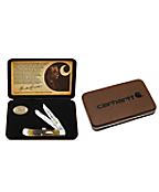 Sawcut Antique Bone Trapper Gift Set