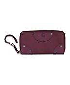 Women's Zippered Clutch
