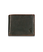Oil Tan Passcase Wallet