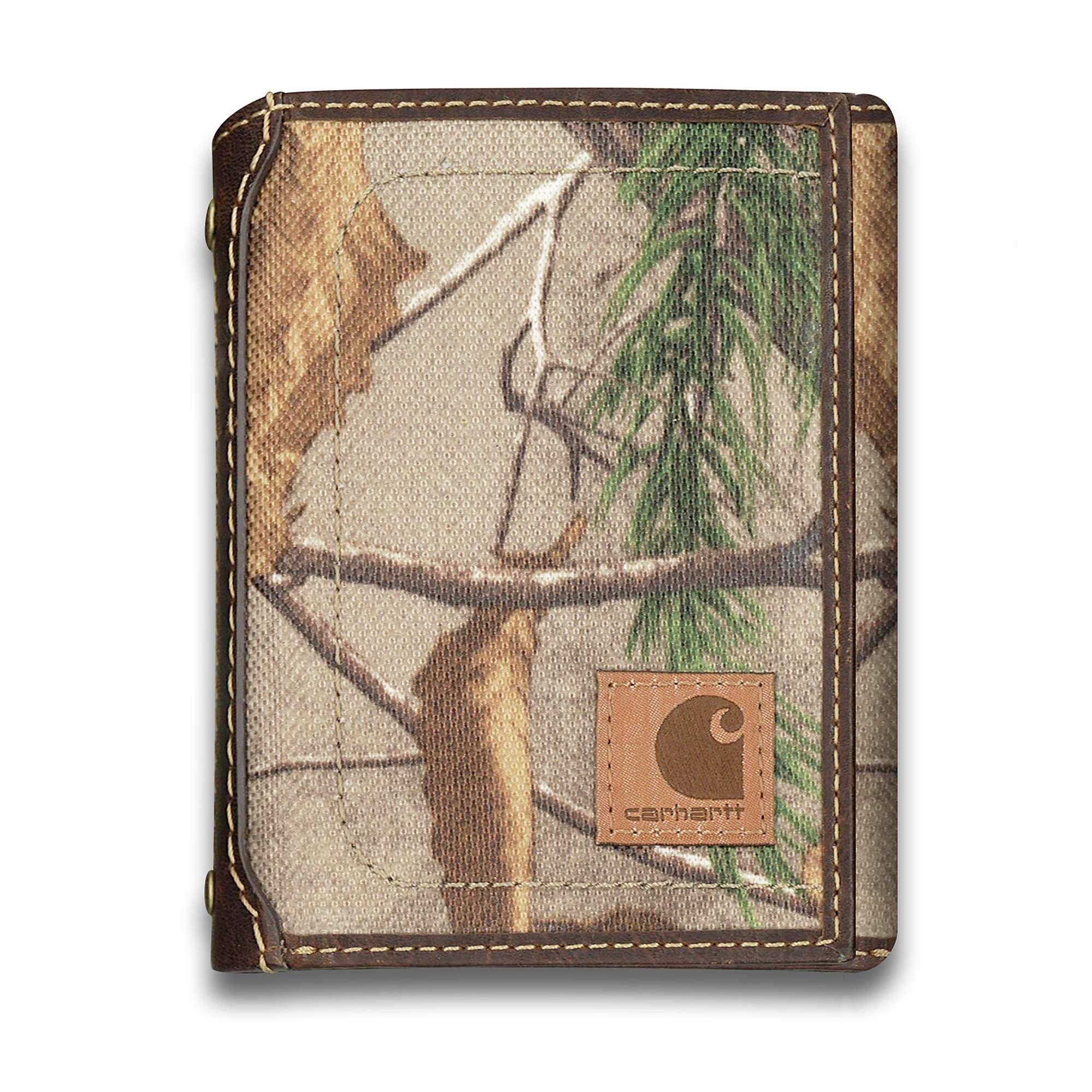 Carhartt Realtree Trifold Wallet