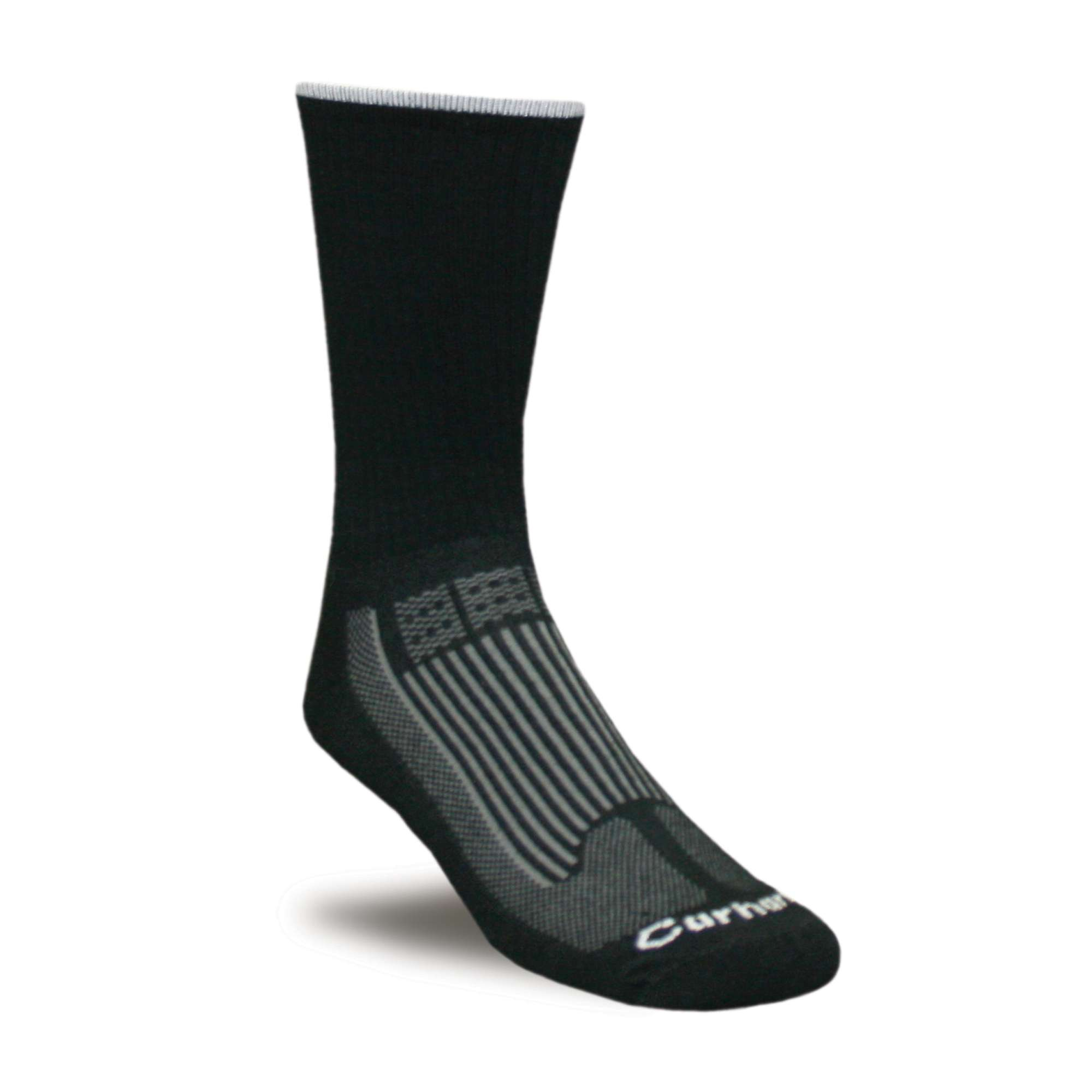 photo: Carhartt Lightweight CoolMax Crew Sock running sock