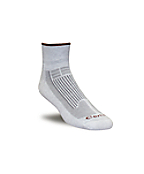 Men's Lightweight CoolMax® Quarter-Crew Sock