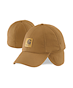 WorkFlex® Ear-Flap Cap
