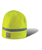 High Visibility Fleece Knit Beanie